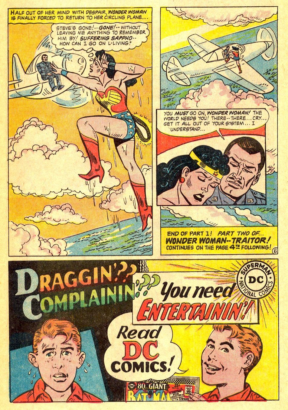 Read online Wonder Woman (1942) comic -  Issue #164 - 8