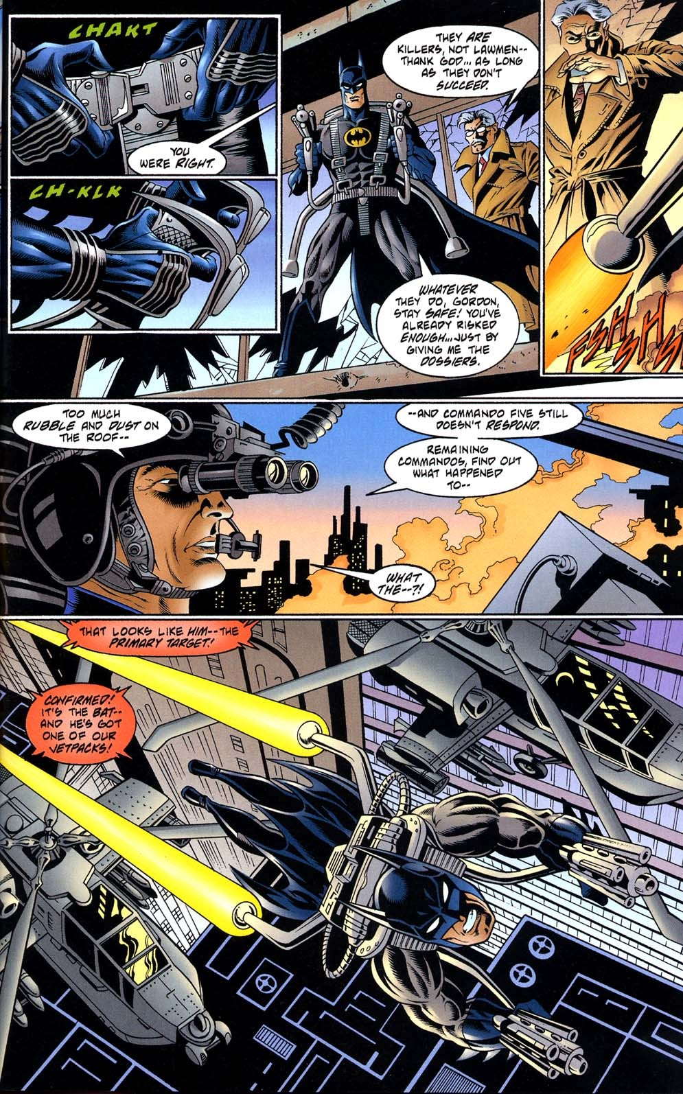 Batman: Outlaws issue 2 - Page 24