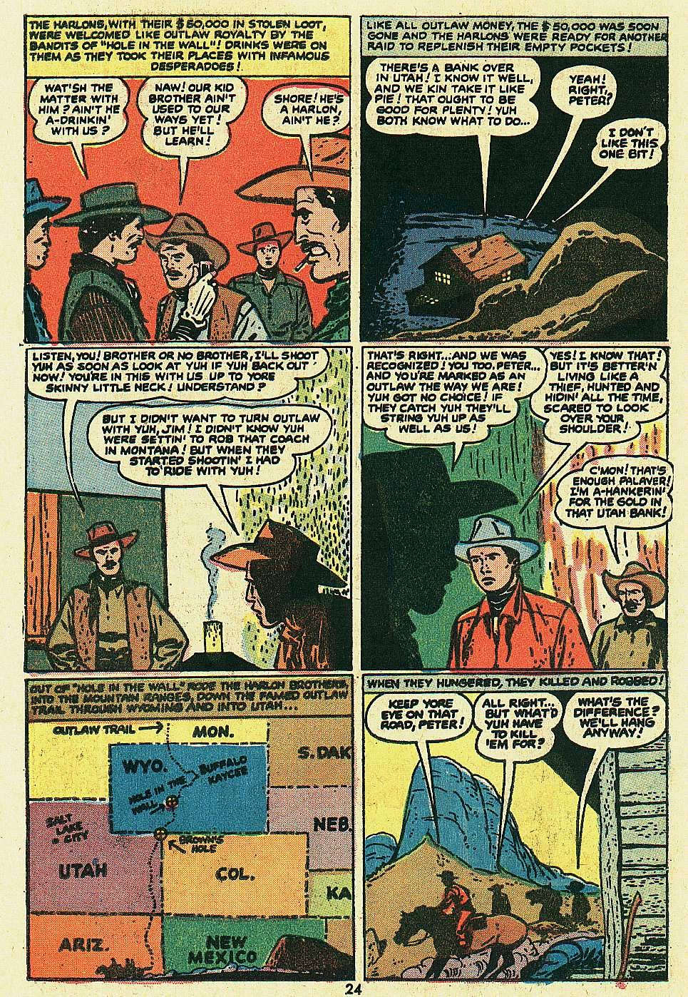Red Wolf (1972) issue 6 - Page 18