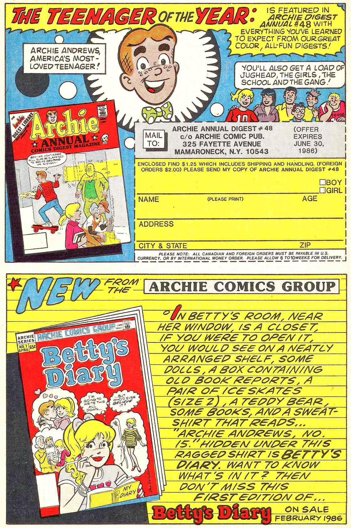 Read online Archie's Girls Betty and Veronica comic -  Issue #341 - 11