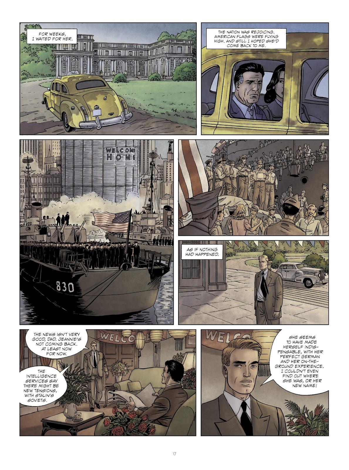 Read online Sherman comic -  Issue #6 - 17