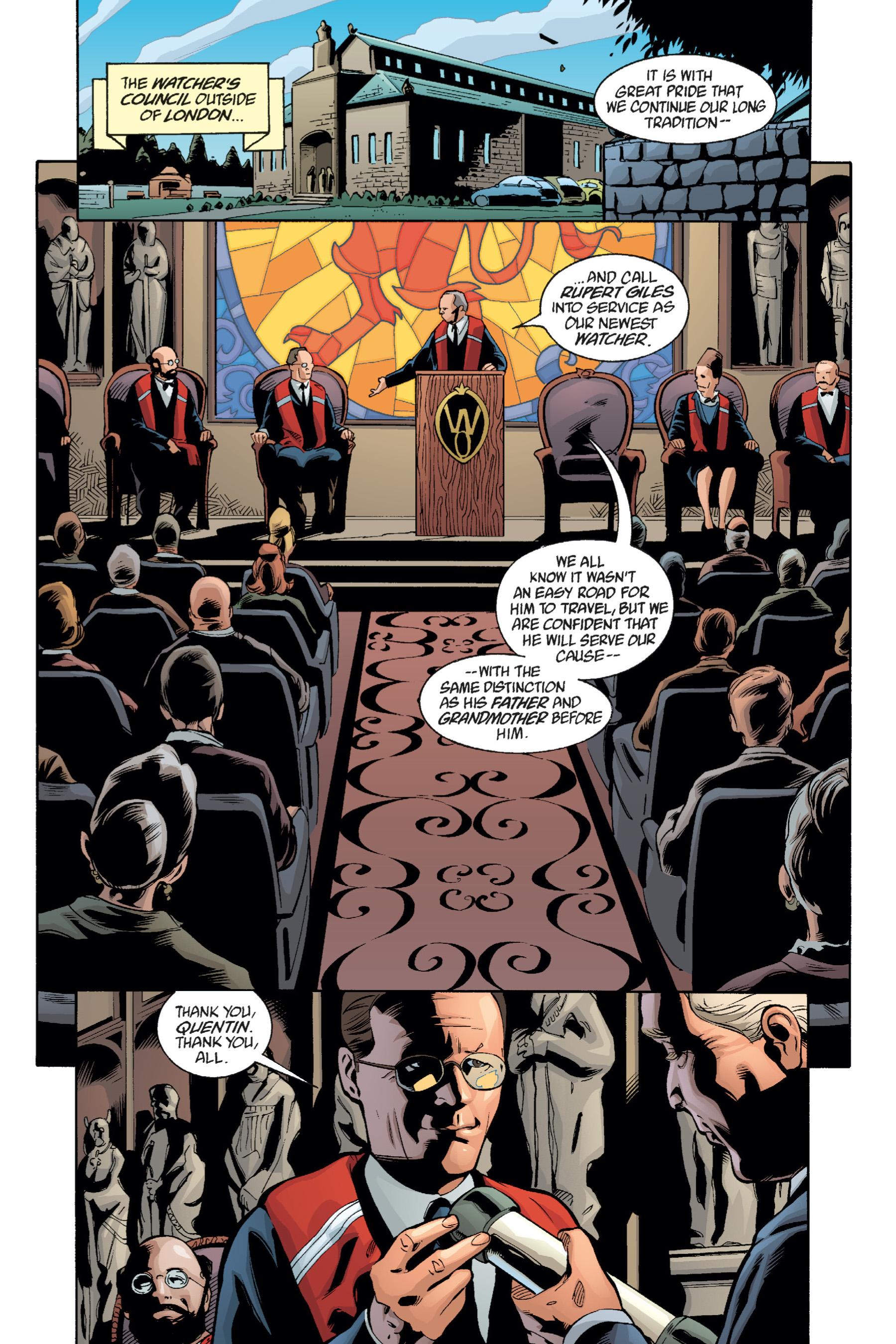 Read online Buffy the Vampire Slayer: Omnibus comic -  Issue # TPB 1 - 298