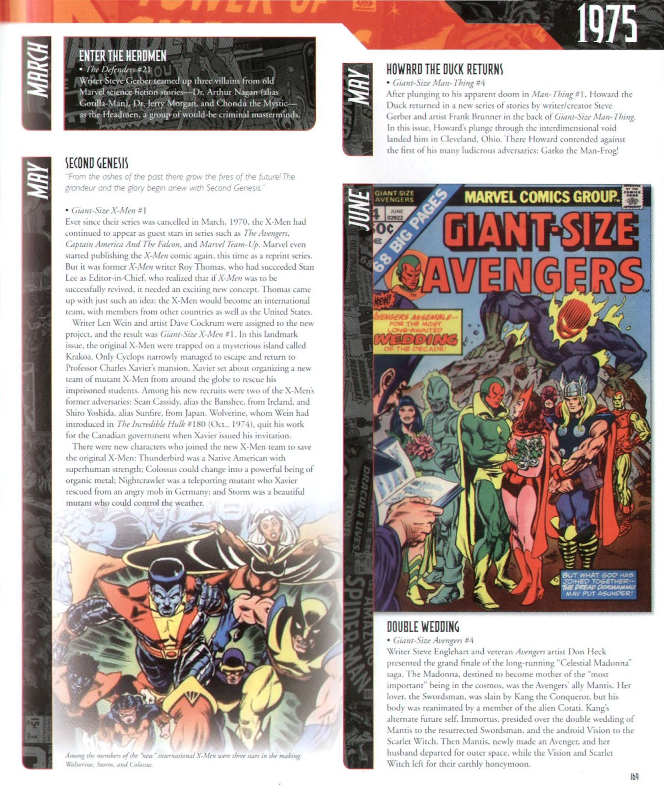 Read online Marvel Chronicle comic -  Issue # TPB (Part 2) - 60