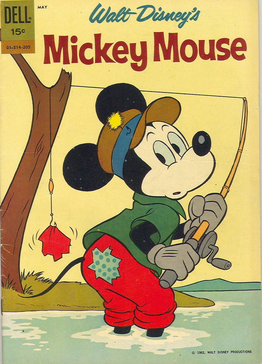 Walt Disney's Mickey Mouse issue 83 - Page 1