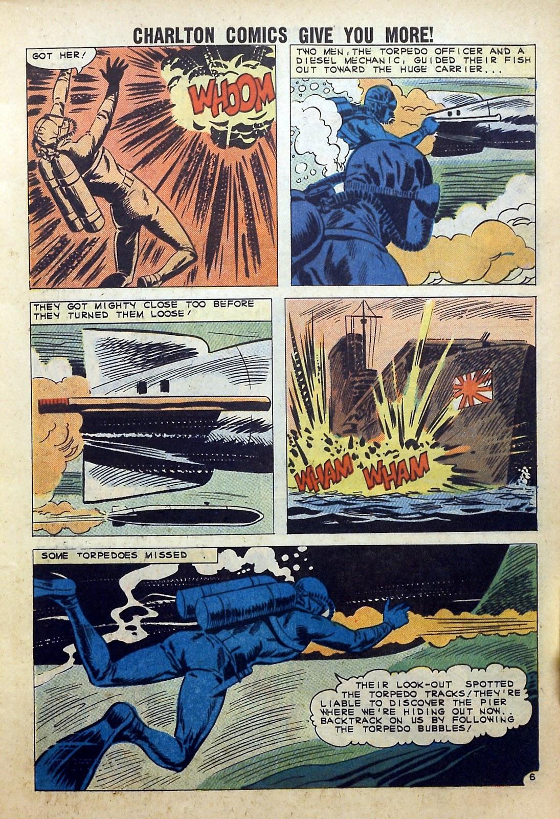 Read online Fightin' Navy comic -  Issue #99 - 9