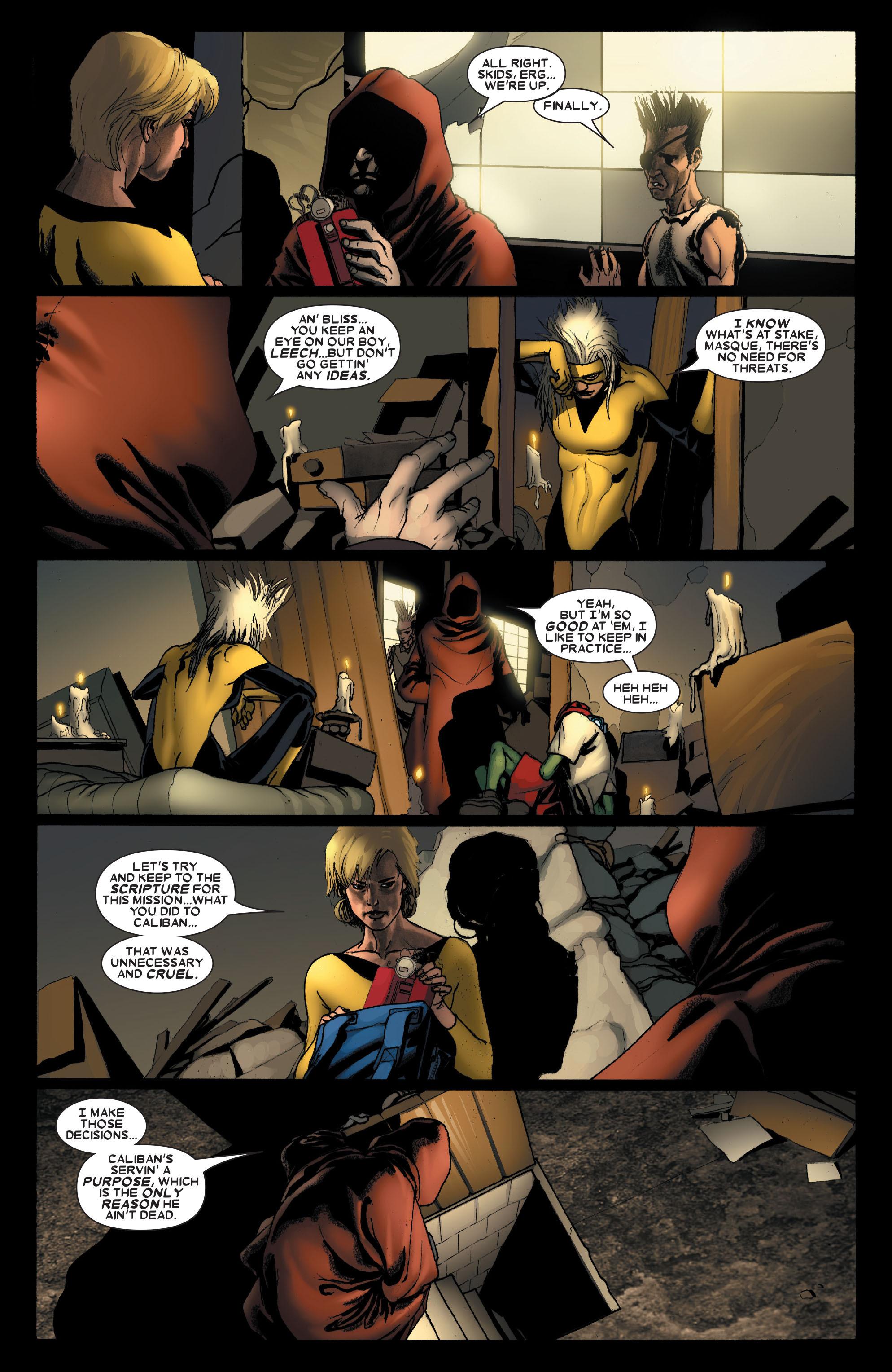 Read online Uncanny X-Men (1963) comic -  Issue #488 - 3