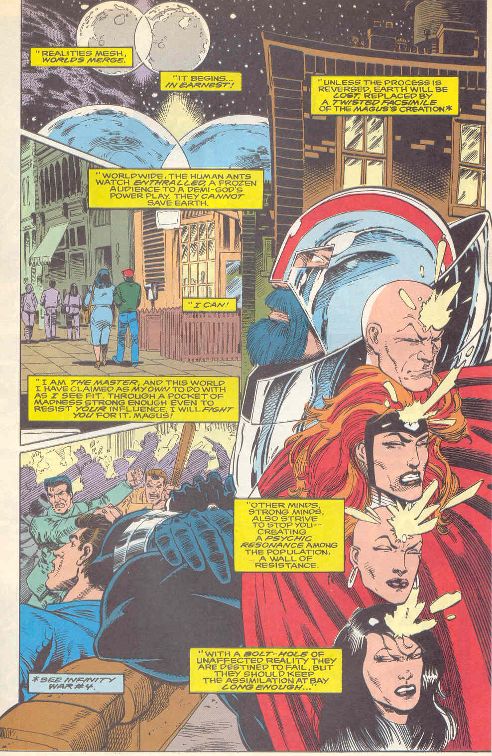 Read online Alpha Flight (1983) comic -  Issue #112 - 2