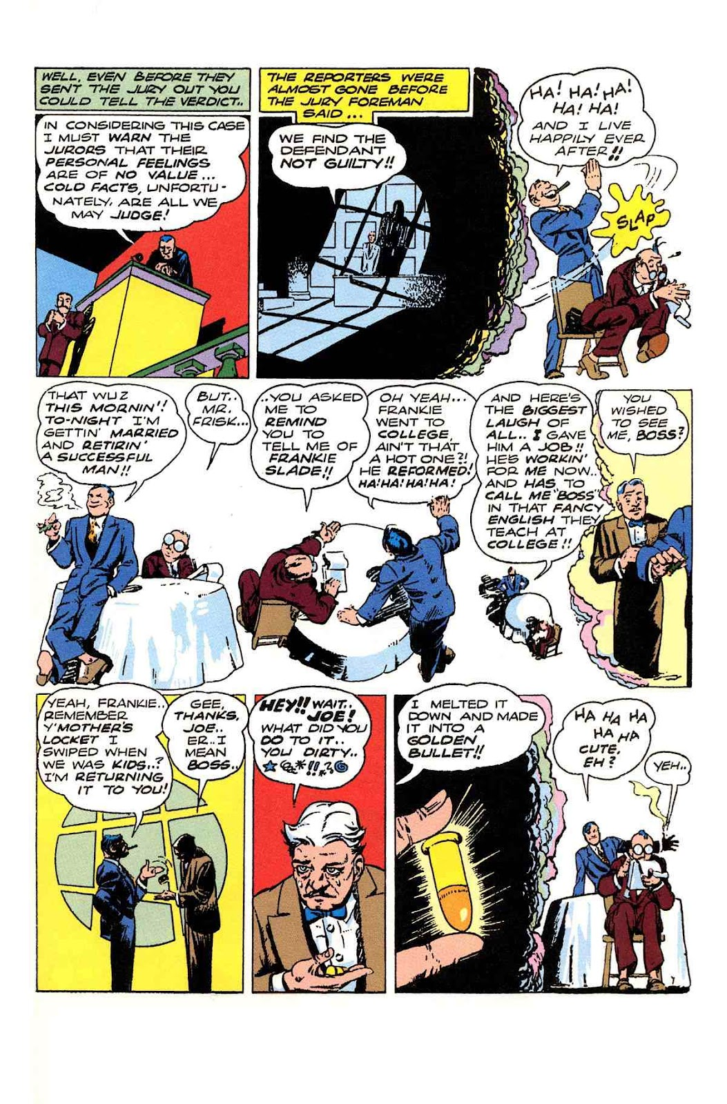 Read online Will Eisner's The Spirit Archives comic -  Issue # TPB 3 (Part 1) - 88