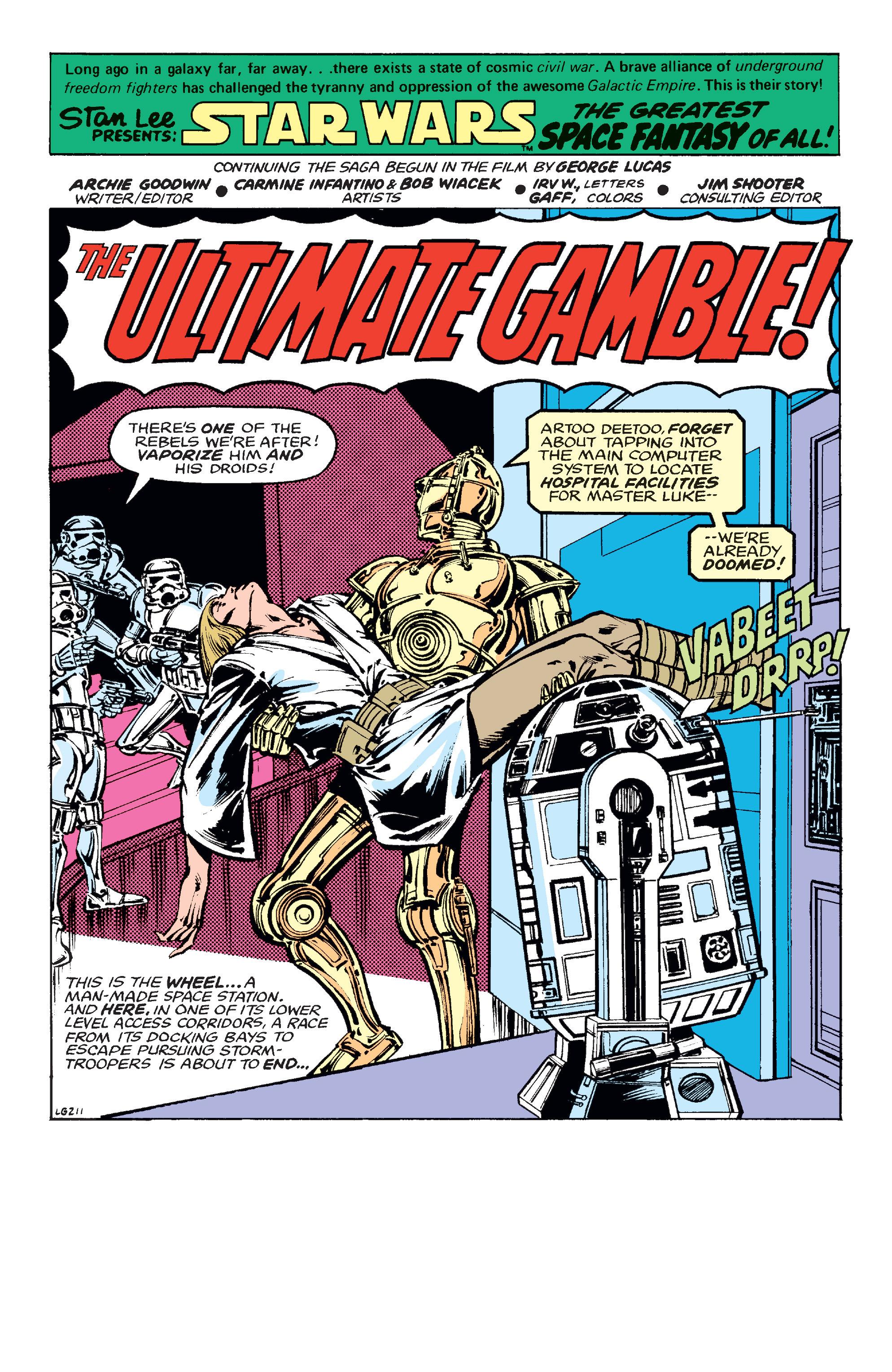 Read online Star Wars Omnibus comic -  Issue # Vol. 13 - 332
