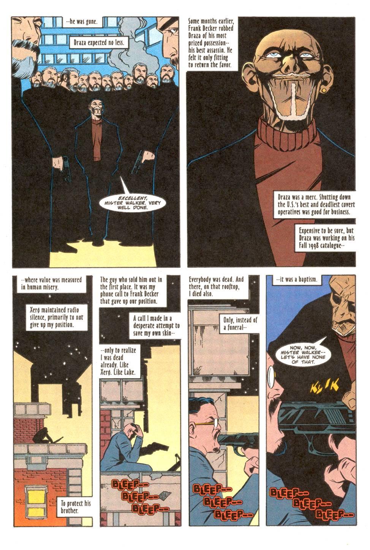 Read online Xero comic -  Issue #11 - 13