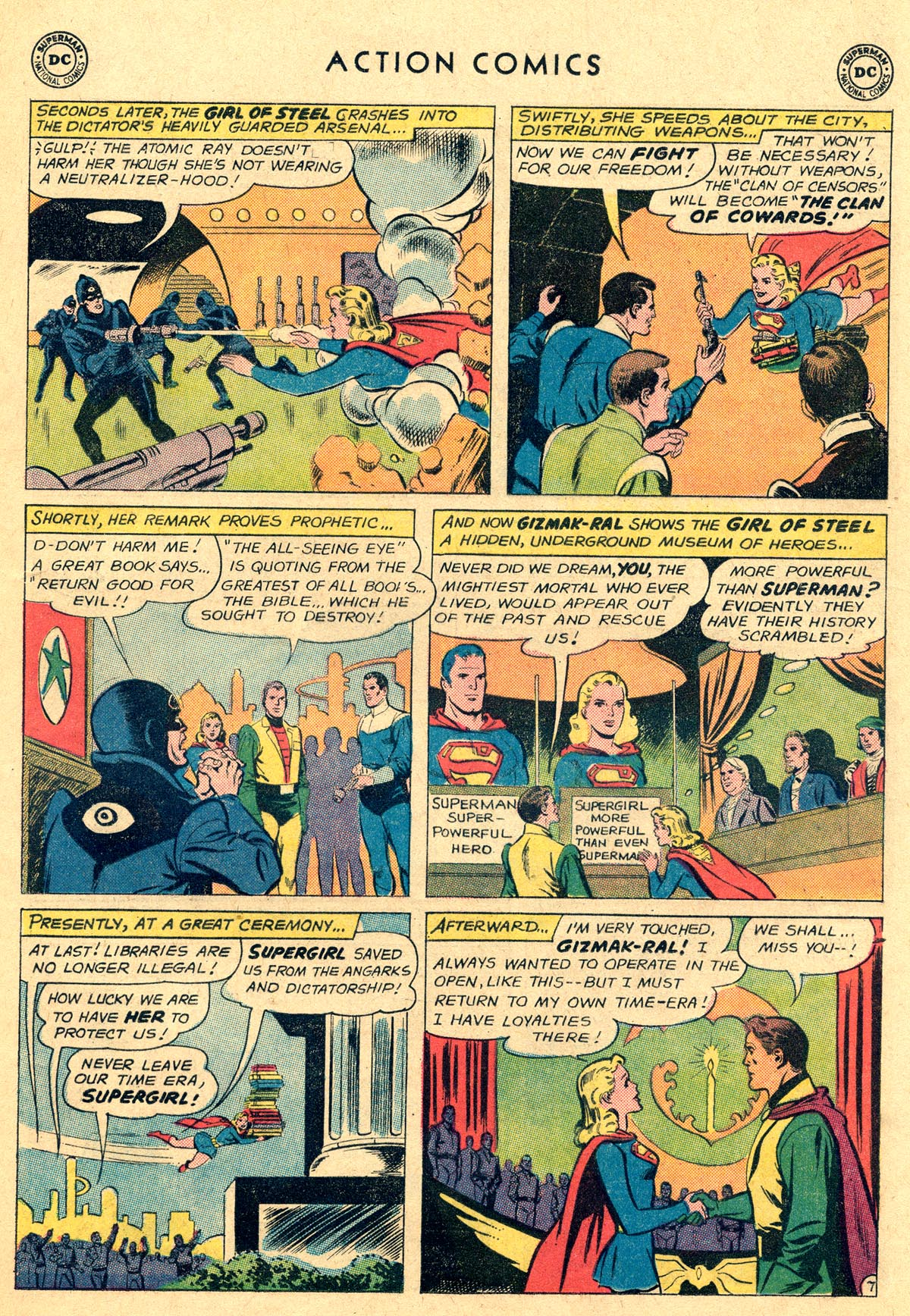 Action Comics (1938) 282 Page 24