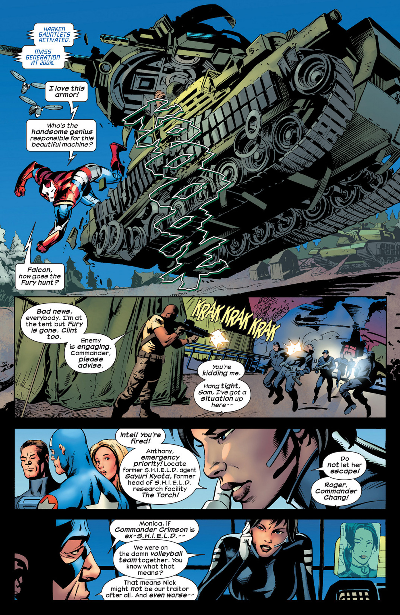 Read online Ultimate Comics Ultimates comic -  Issue #21 - 10