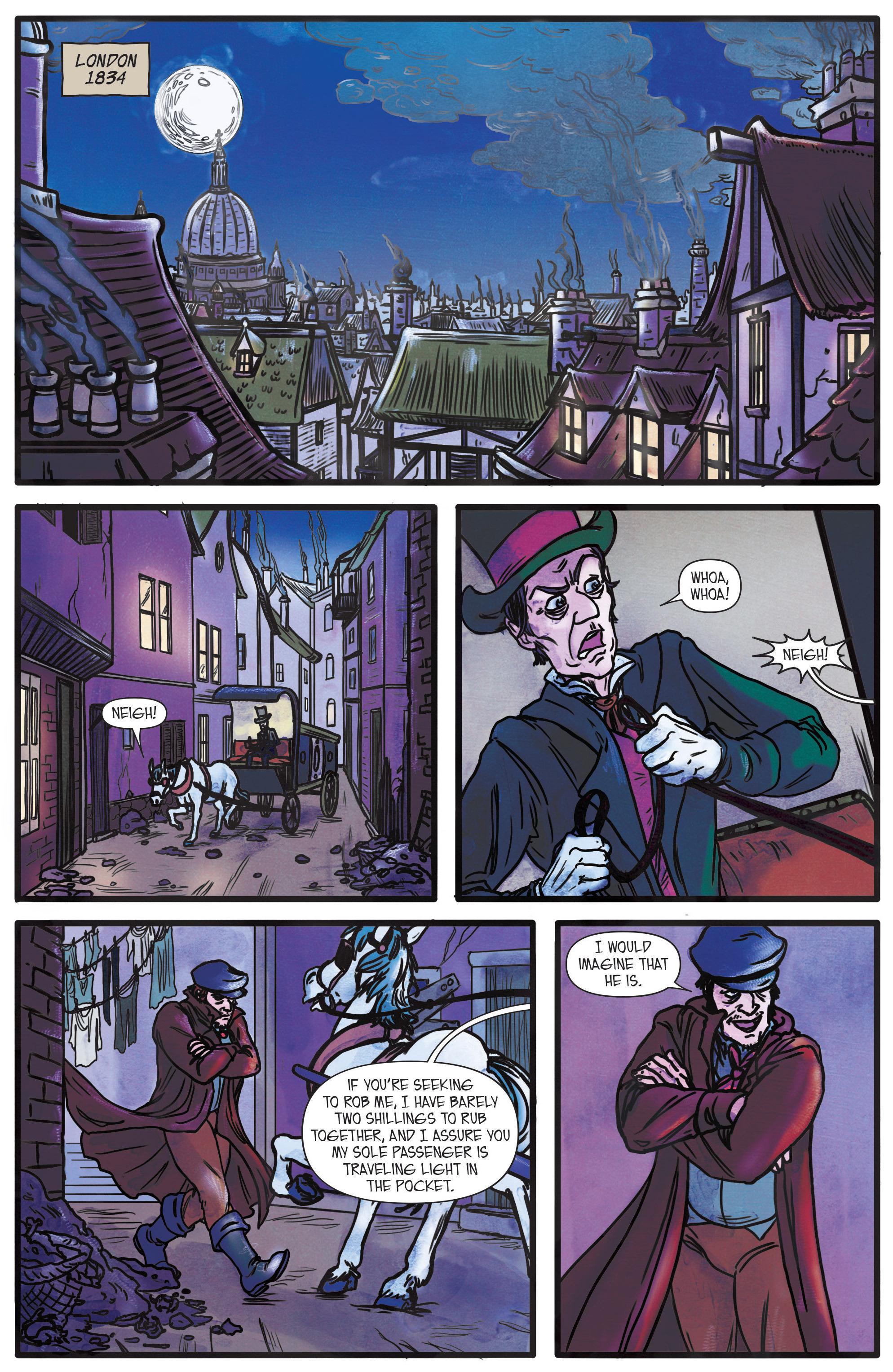 Read online Artful comic -  Issue #1 - 3
