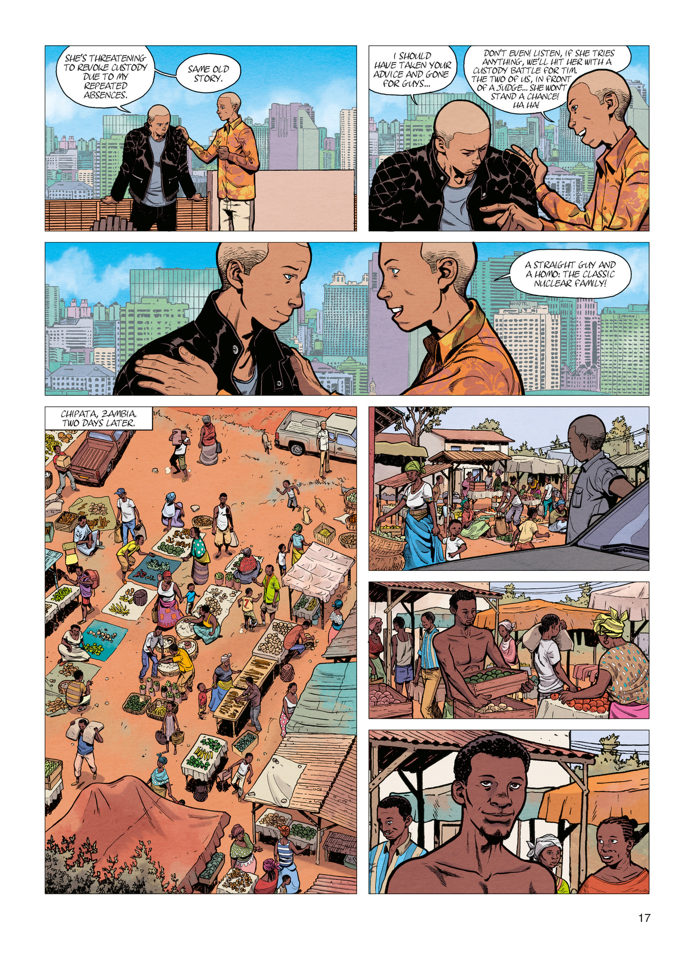 Read online Alter Ego comic -  Issue #4 - 19
