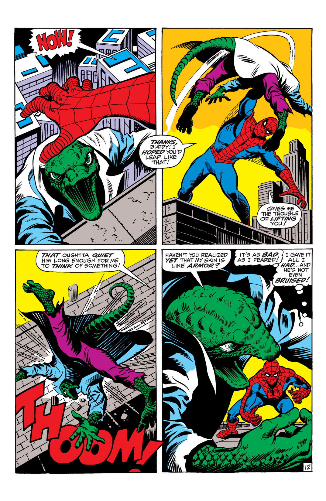 The Amazing Spider-Man (1963) 76 Page 12