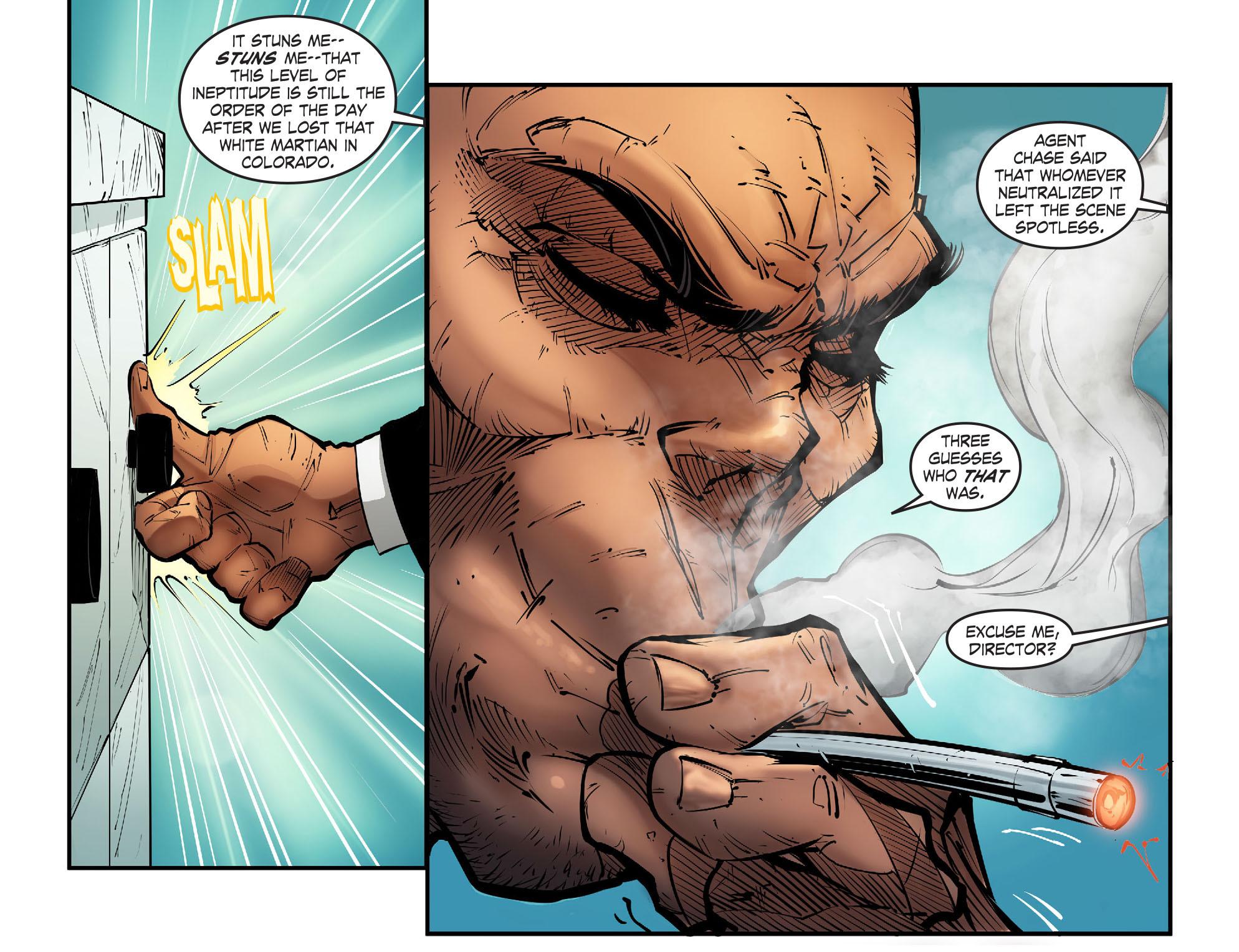Read online Smallville: Season 11 comic -  Issue #57 - 17