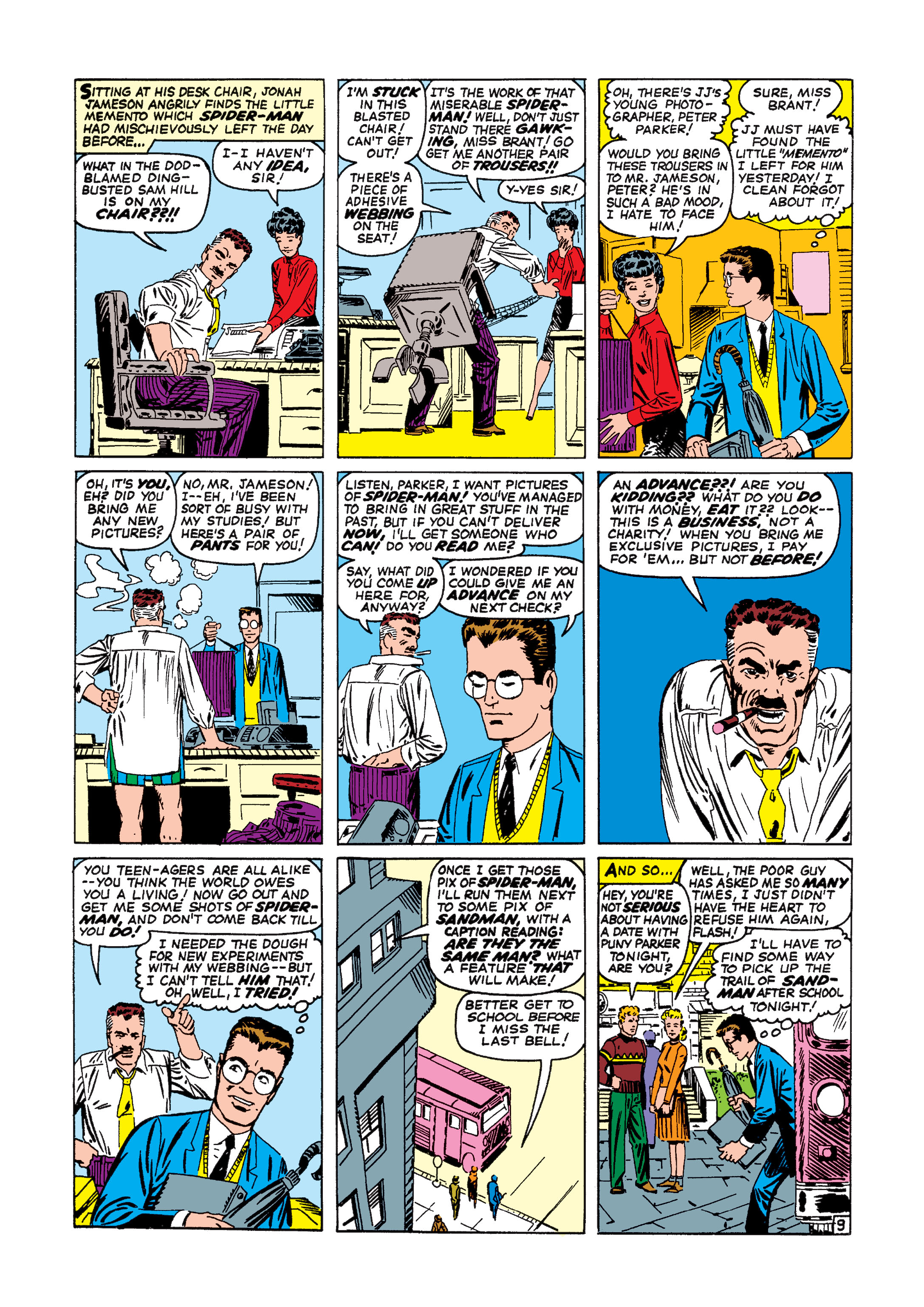 The Amazing Spider-Man (1963) 4 Page 9