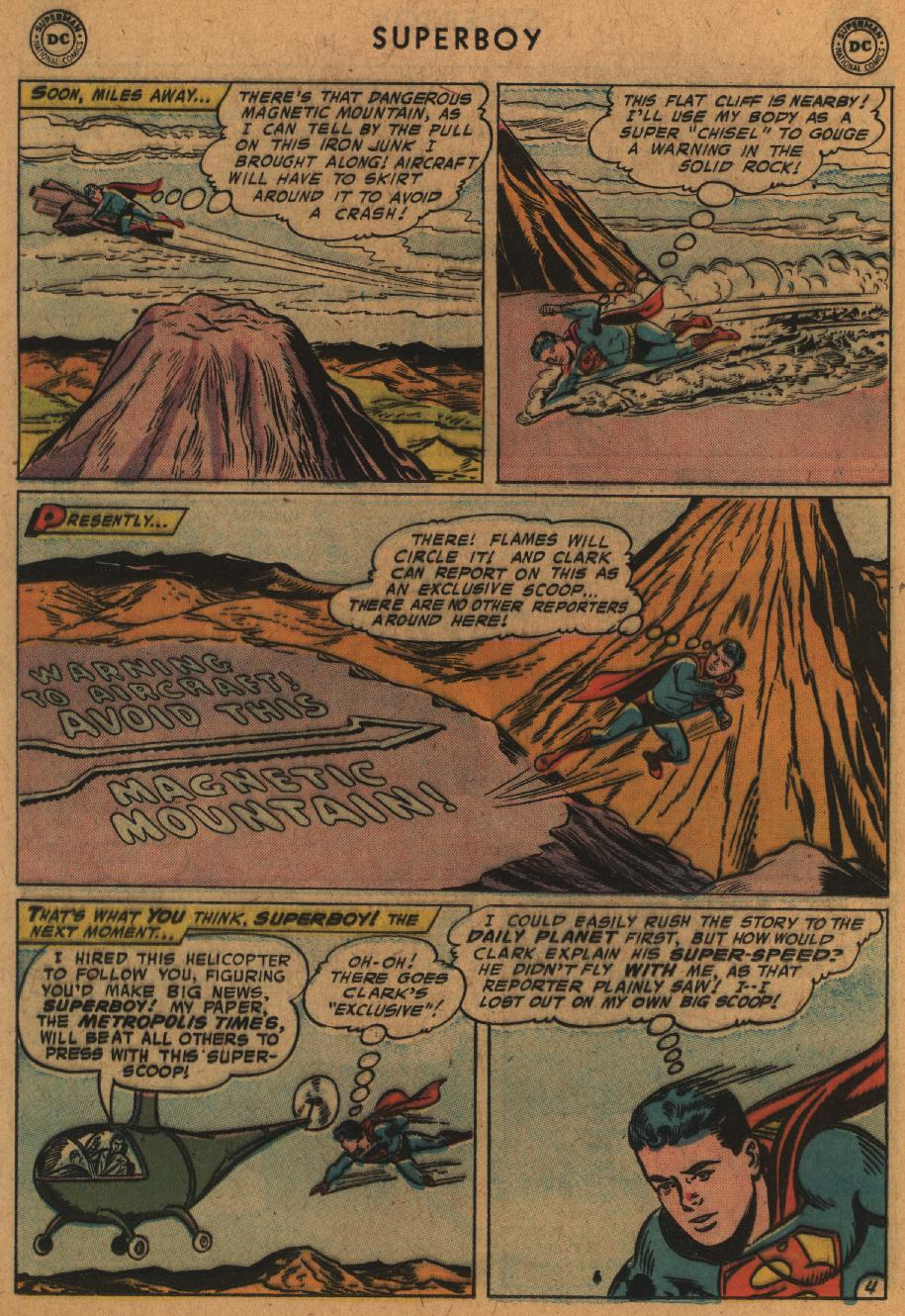 Superboy (1949) issue 63 - Page 14