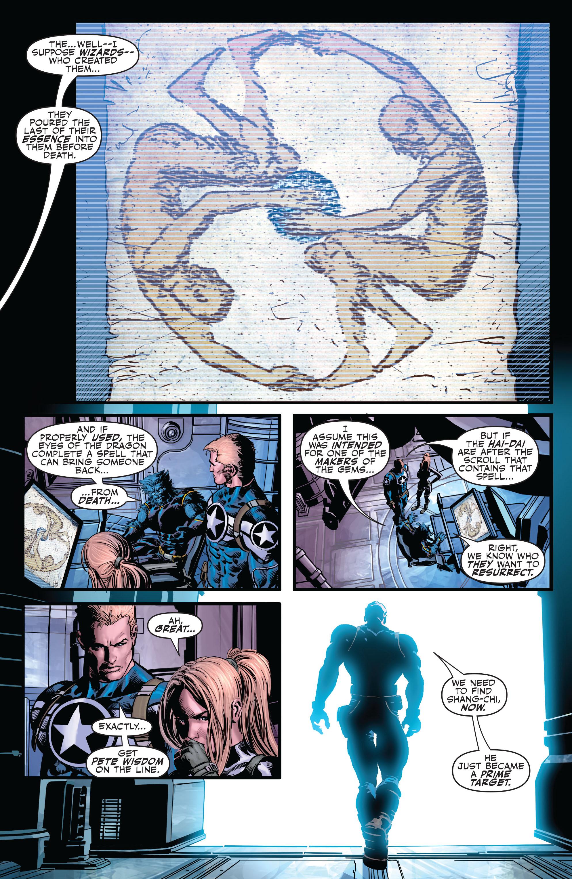 Read online Secret Avengers (2010) comic -  Issue #6 - 14