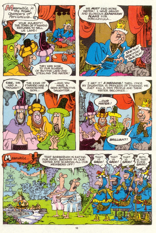 Read online Sergio Aragonés Groo the Wanderer comic -  Issue #94 - 11