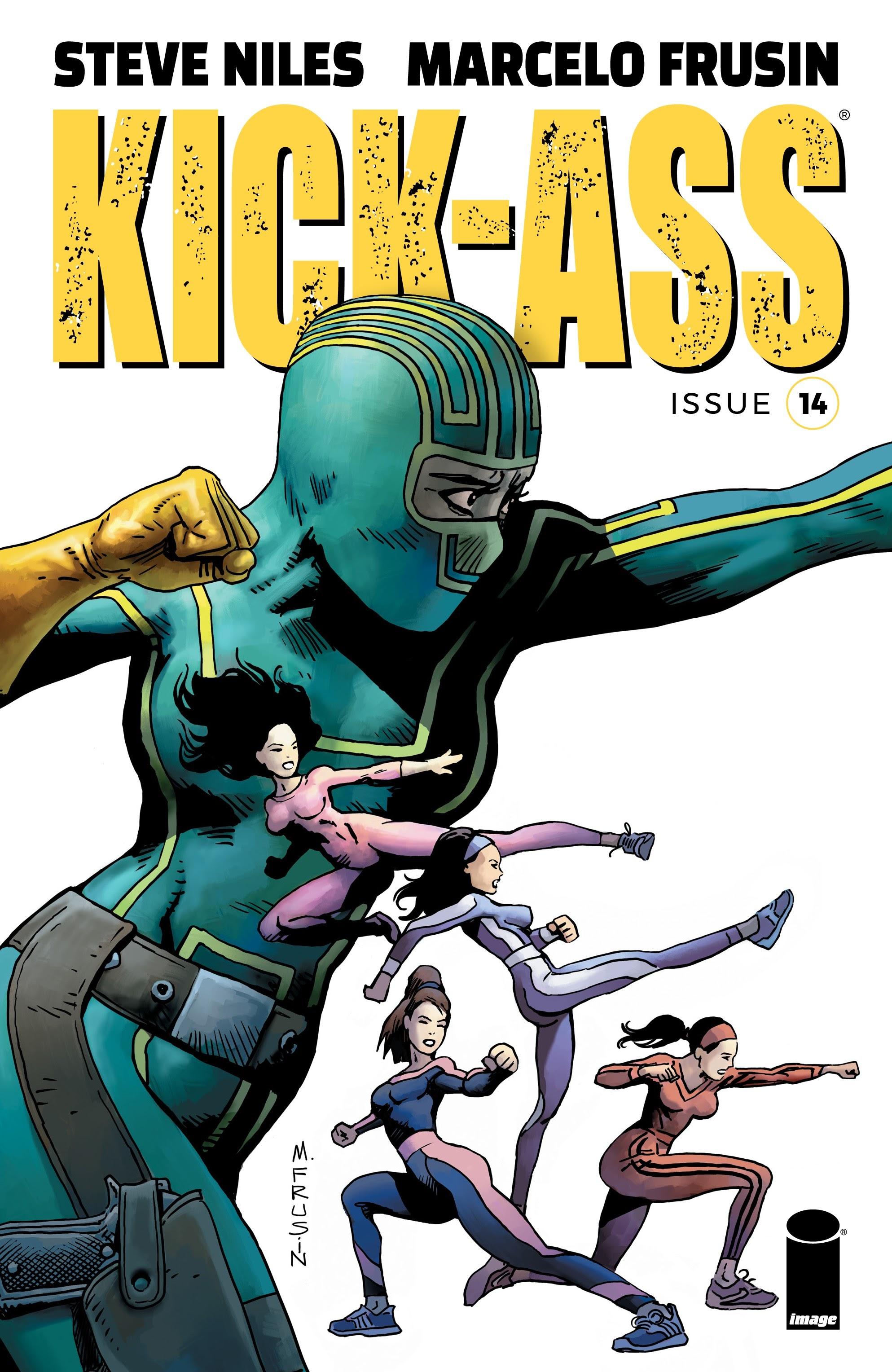 Kick-Ass (2018) 14 Page 1