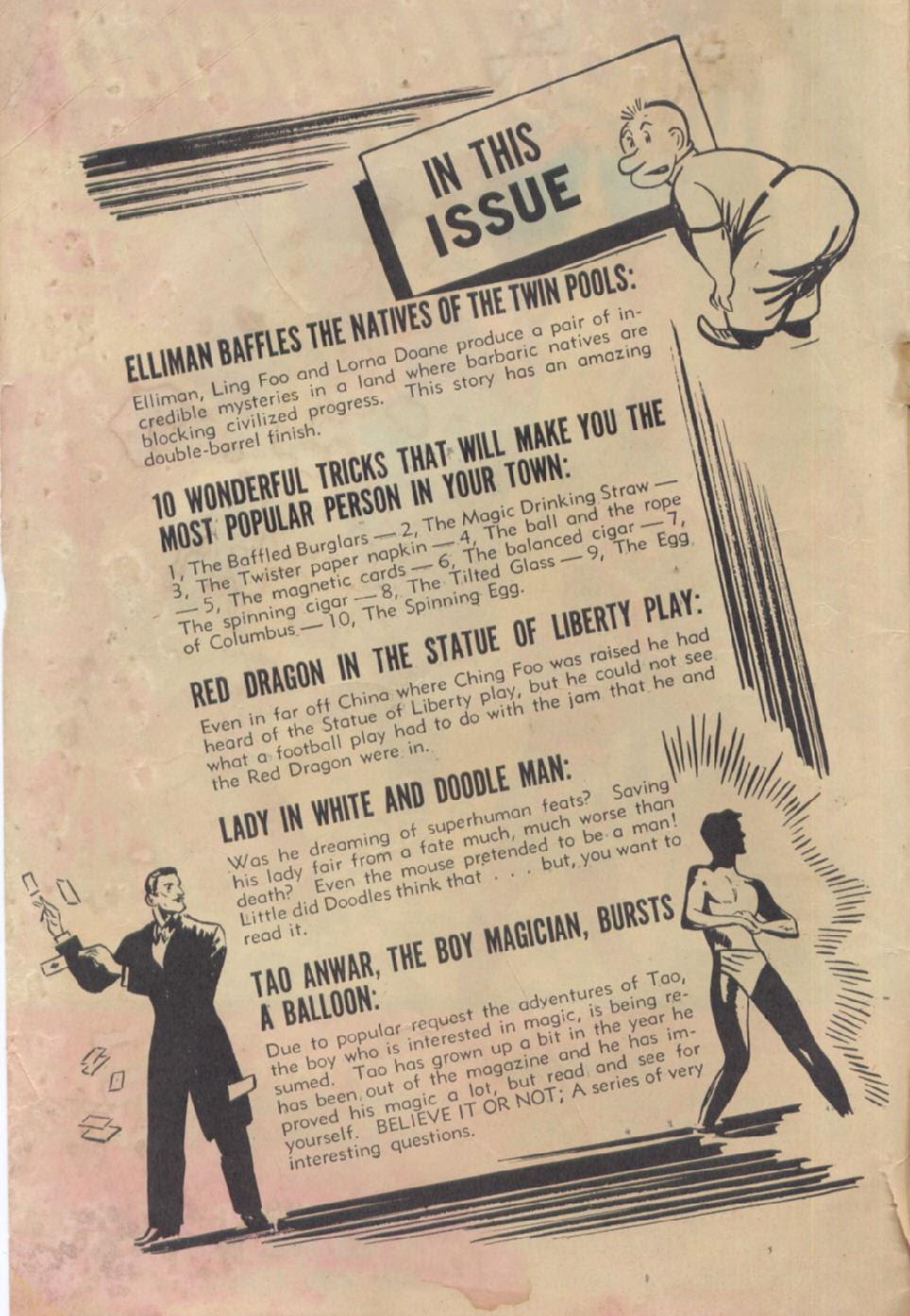 Super-Magician Comics issue 53 - Page 2