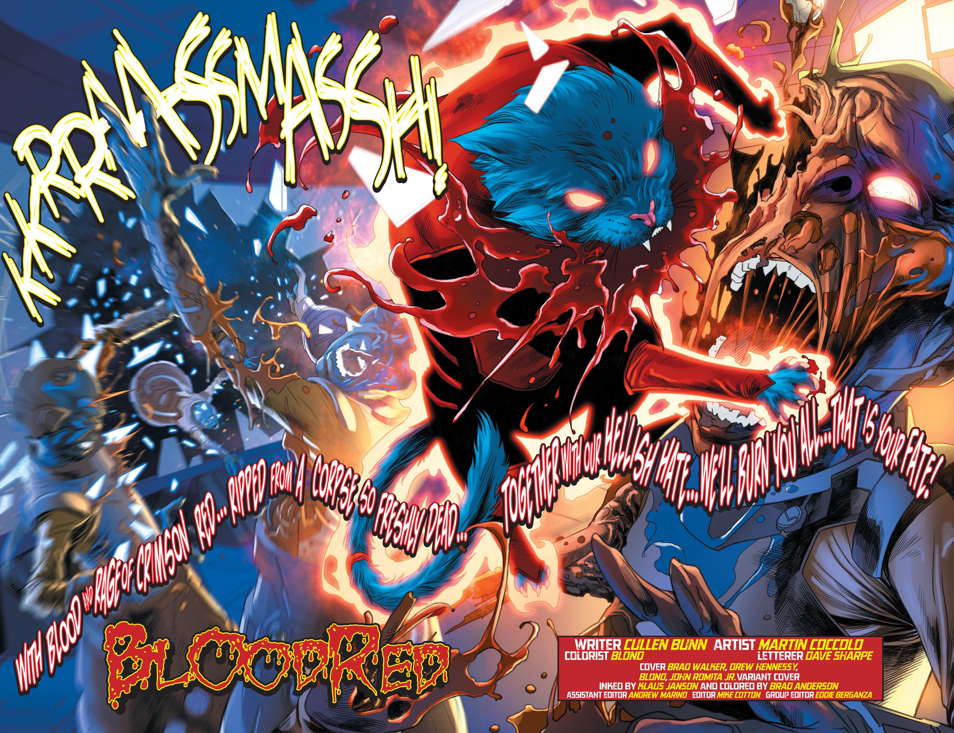 Read online Sinestro comic -  Issue #22 - 5