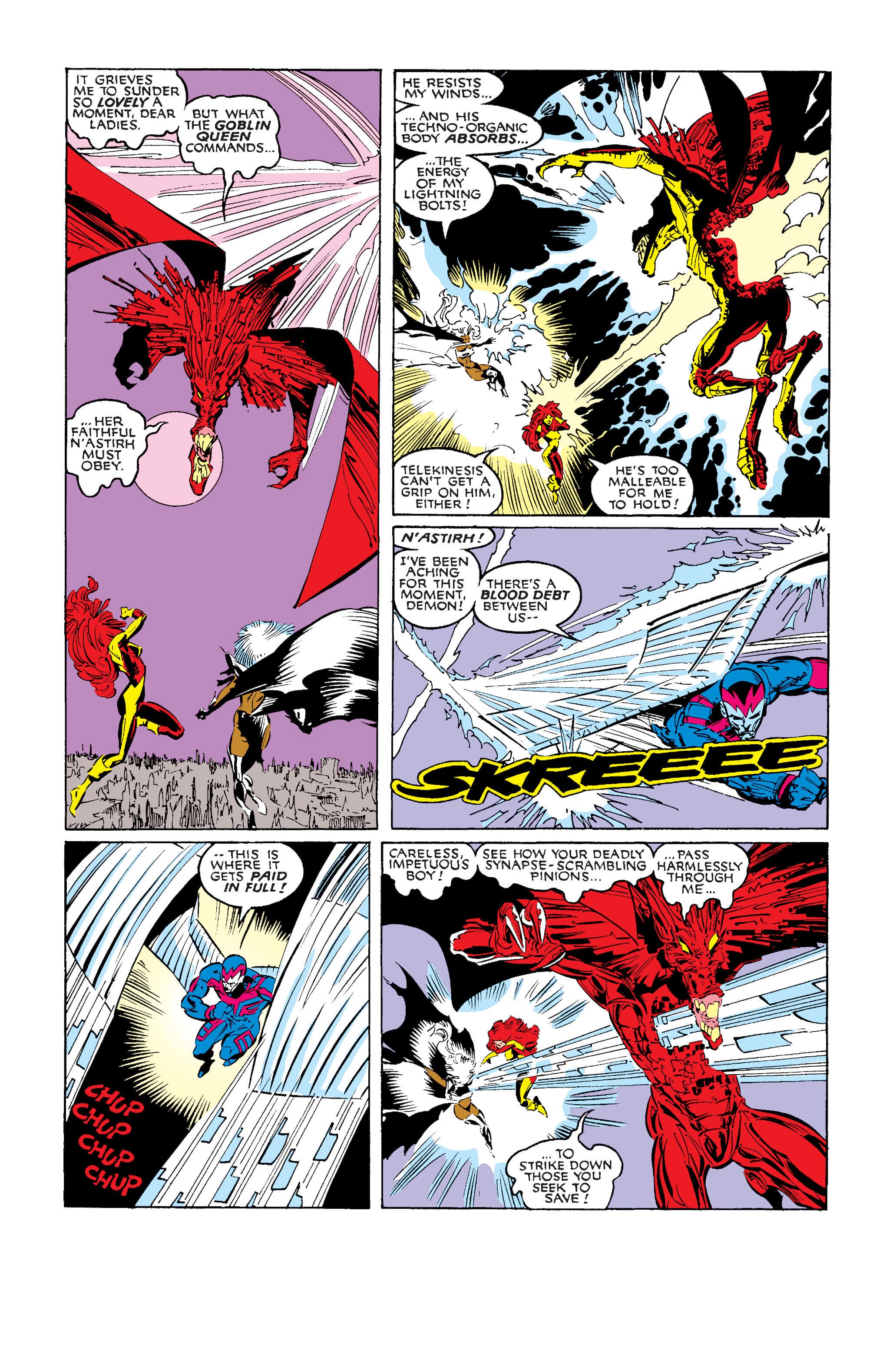 Read online Uncanny X-Men (1963) comic -  Issue #242 - 24
