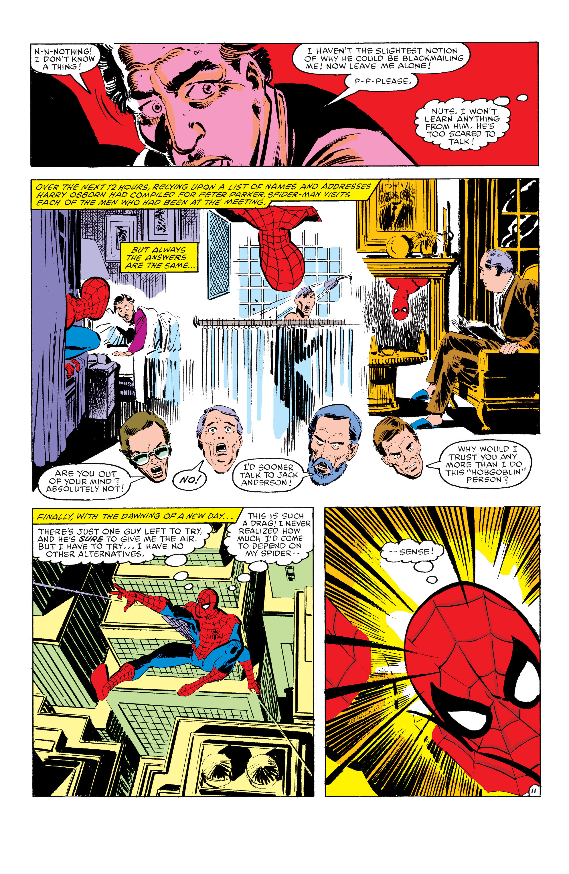 The Amazing Spider-Man (1963) 250 Page 11