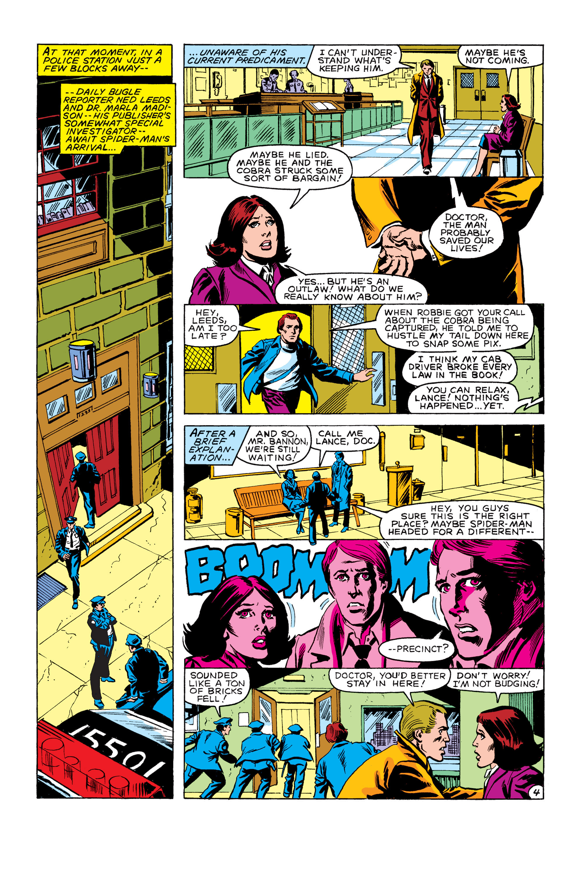 The Amazing Spider-Man (1963) 232 Page 4
