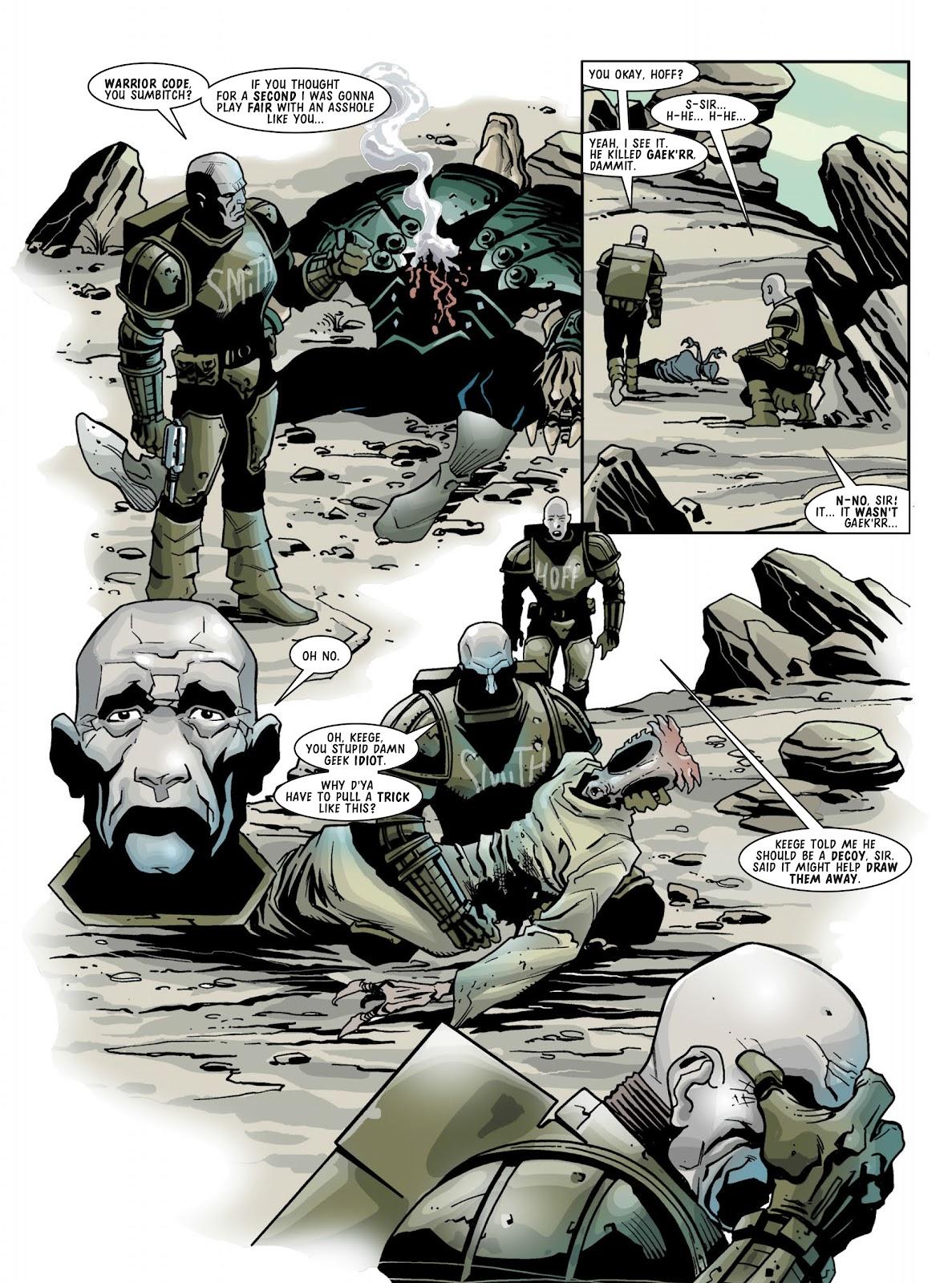 Judge Dredd Megazine (Vol. 5) Issue #381 #180 - English 122