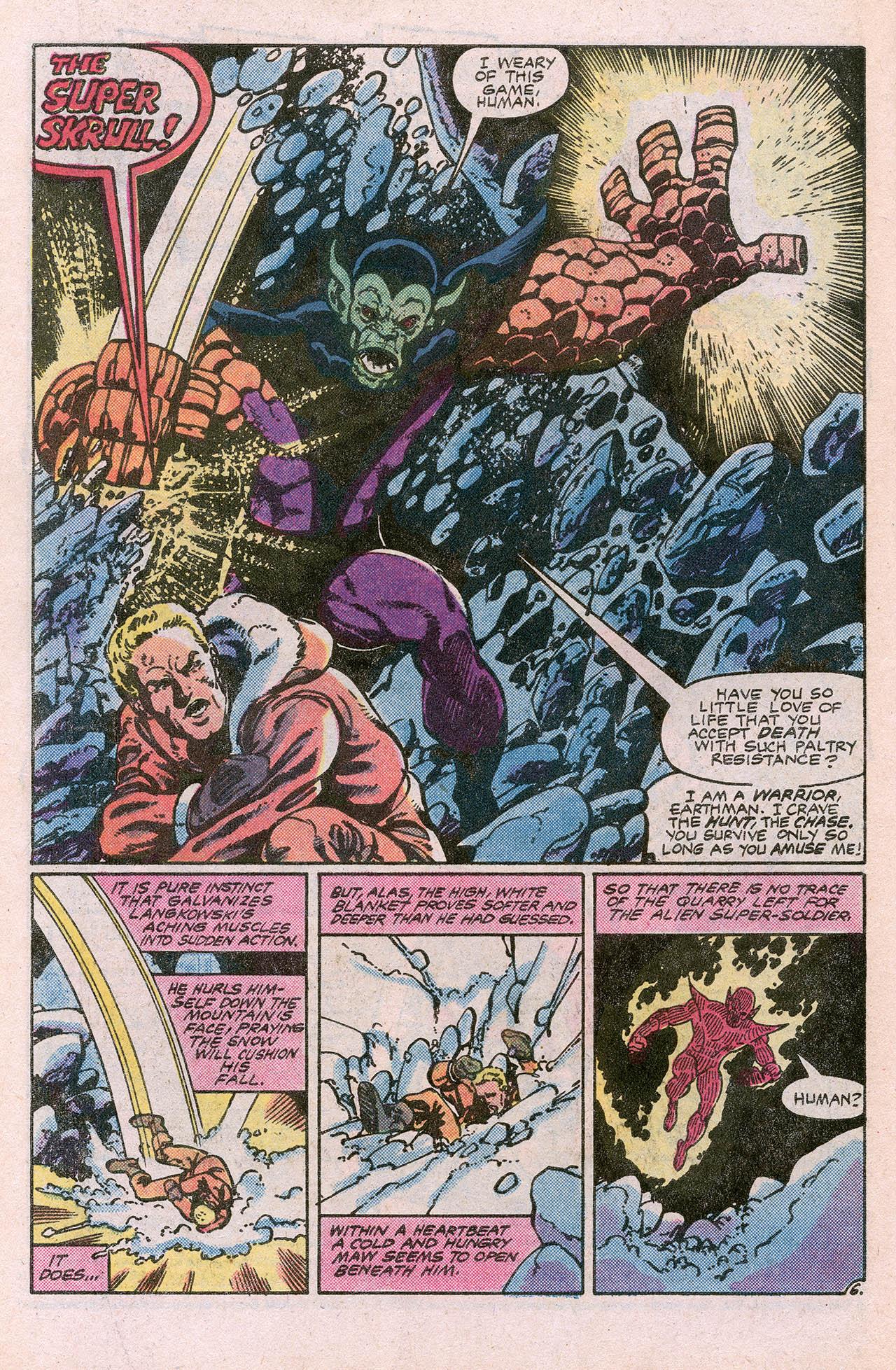 Read online Alpha Flight (1983) comic -  Issue #10 - 10