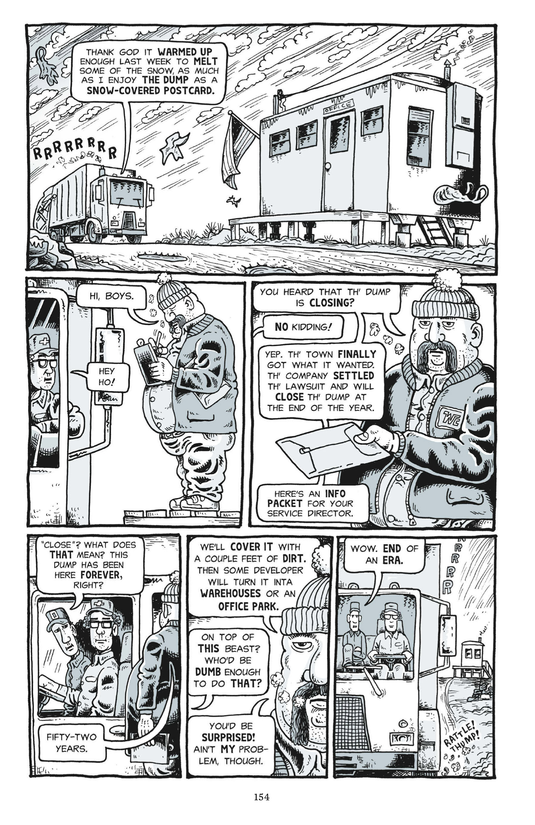 Read online Trashed comic -  Issue # Full - 148