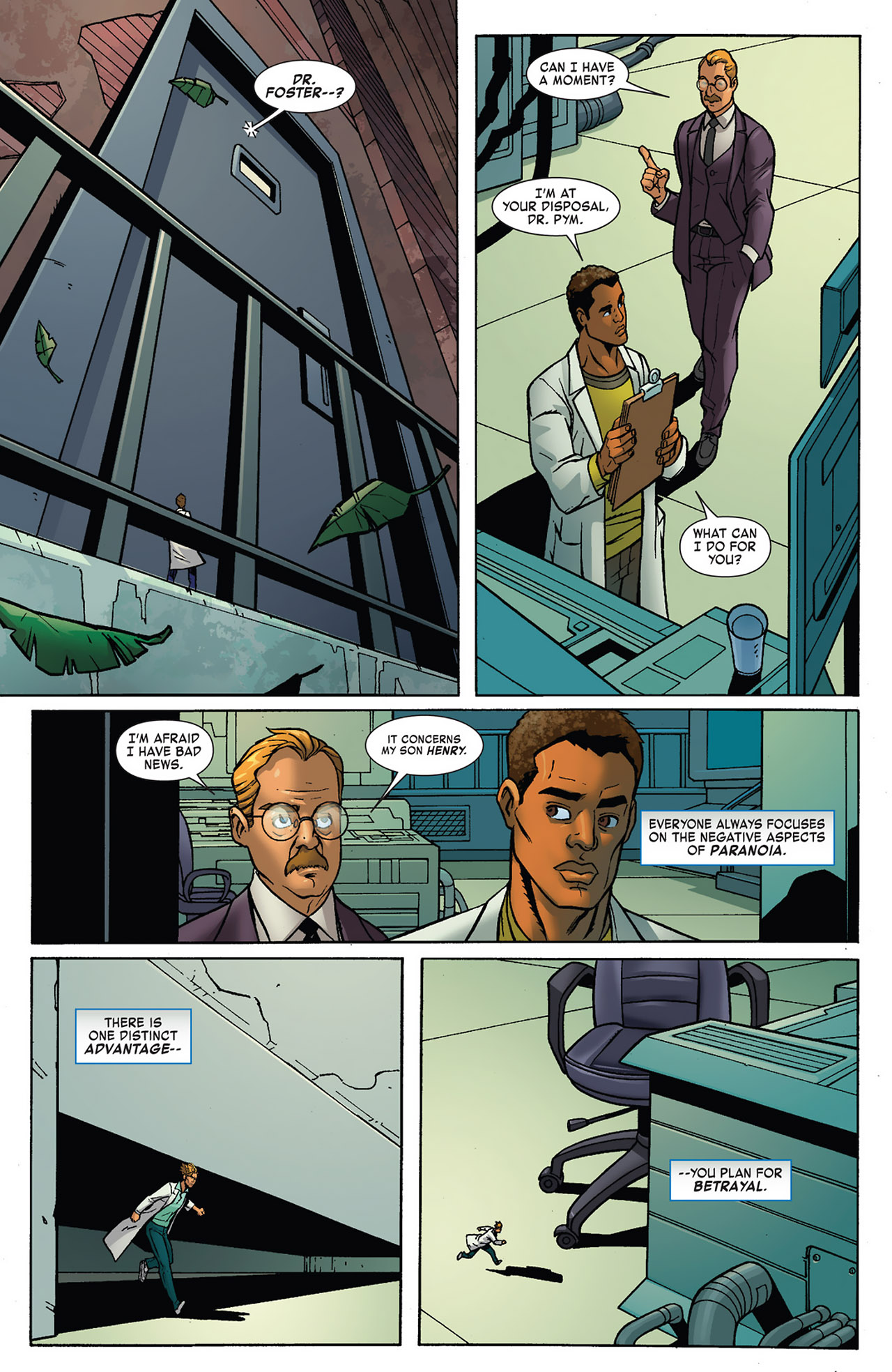 Read online Ant-Man: Season One comic -  Issue #Ant-Man: Season One Full - 31