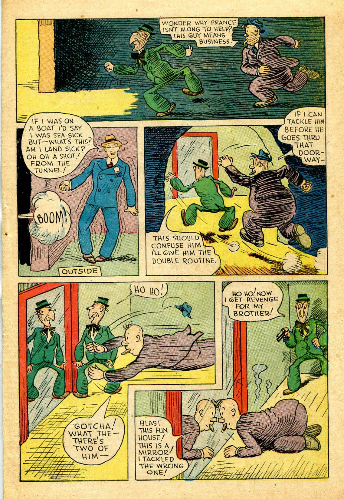 Read online Shadow Comics comic -  Issue #51 - 44