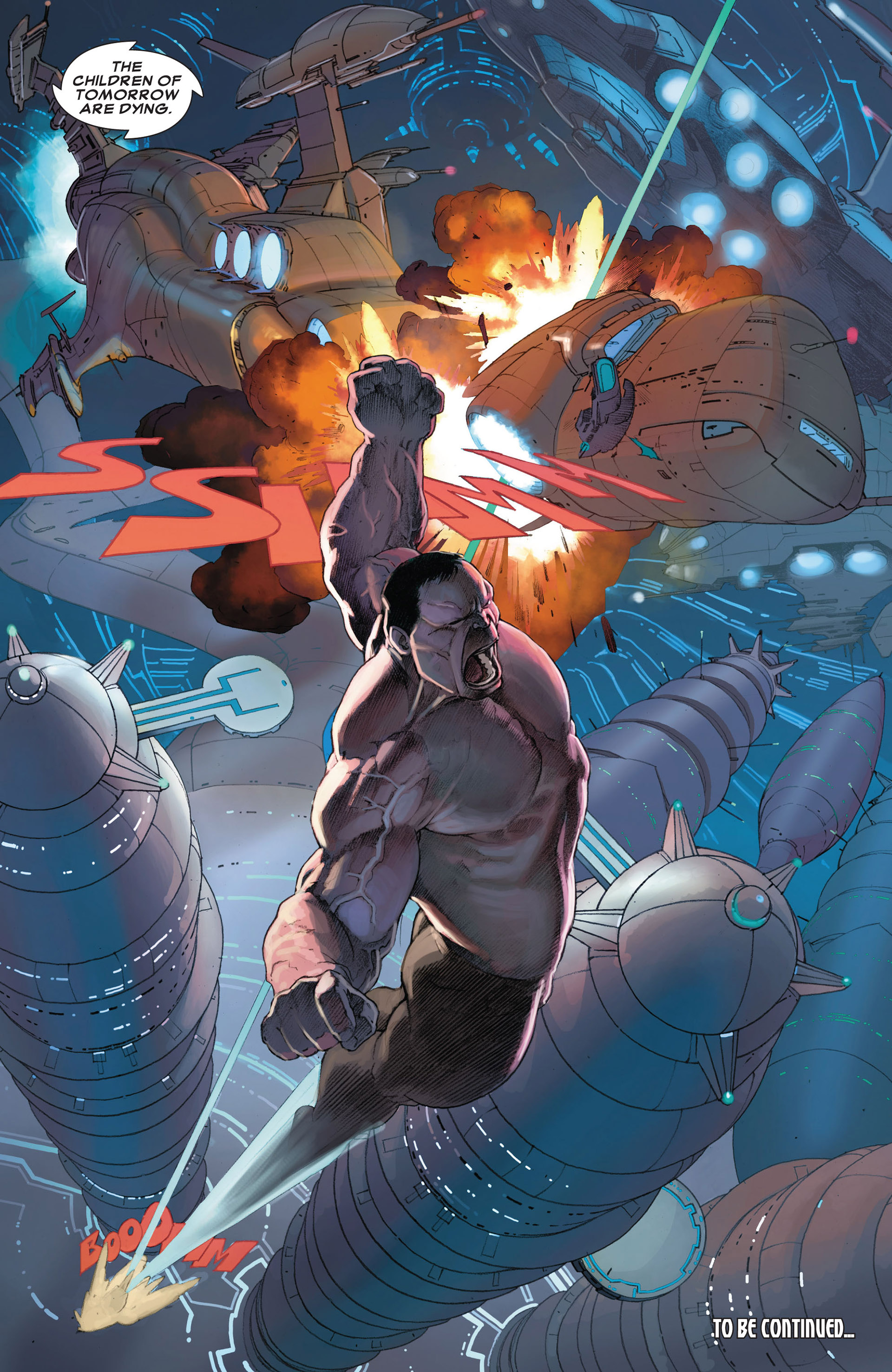 Read online Ultimate Comics Ultimates comic -  Issue #7 - 21