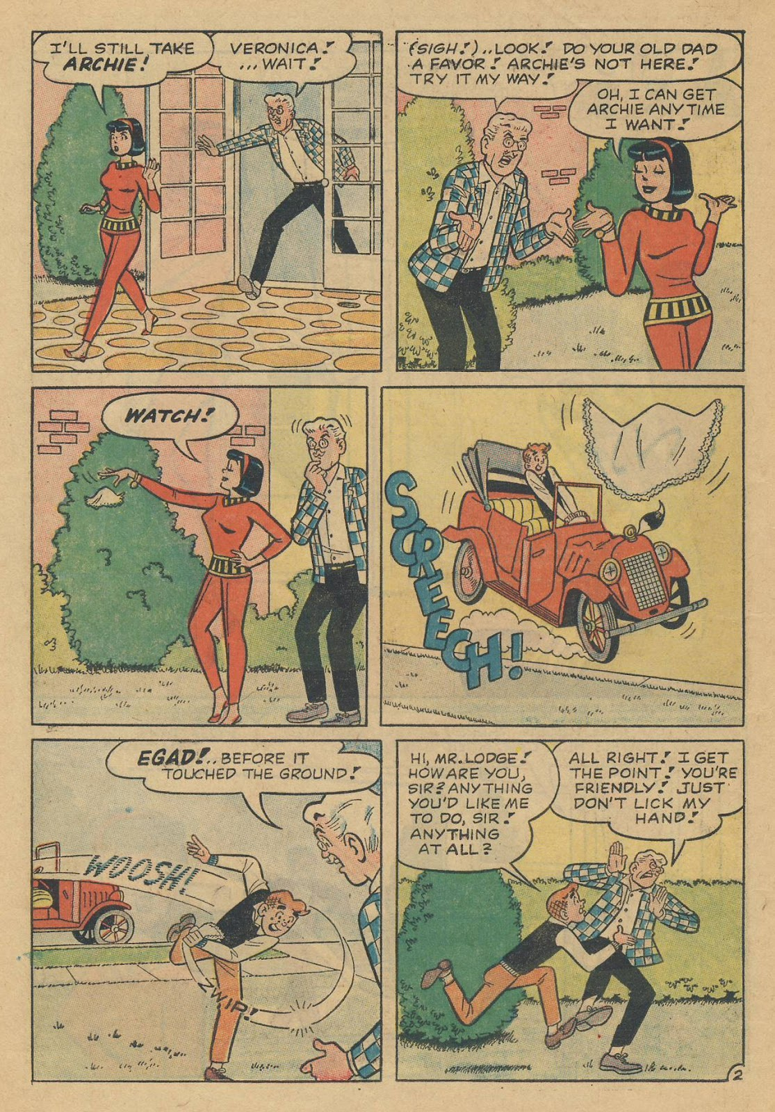 Read online Archie (1960) comic -  Issue #170 - 14