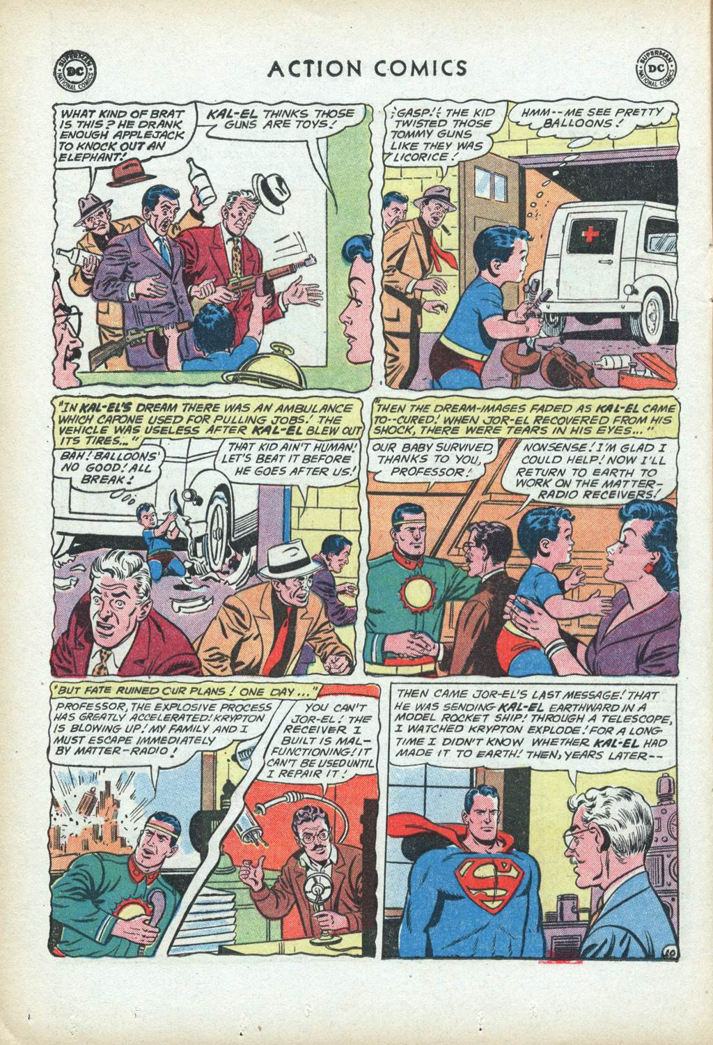 Read online Action Comics (1938) comic -  Issue #281 - 12