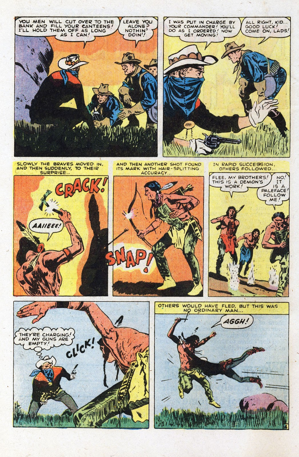The Outlaw Kid (1970) issue 22 - Page 8