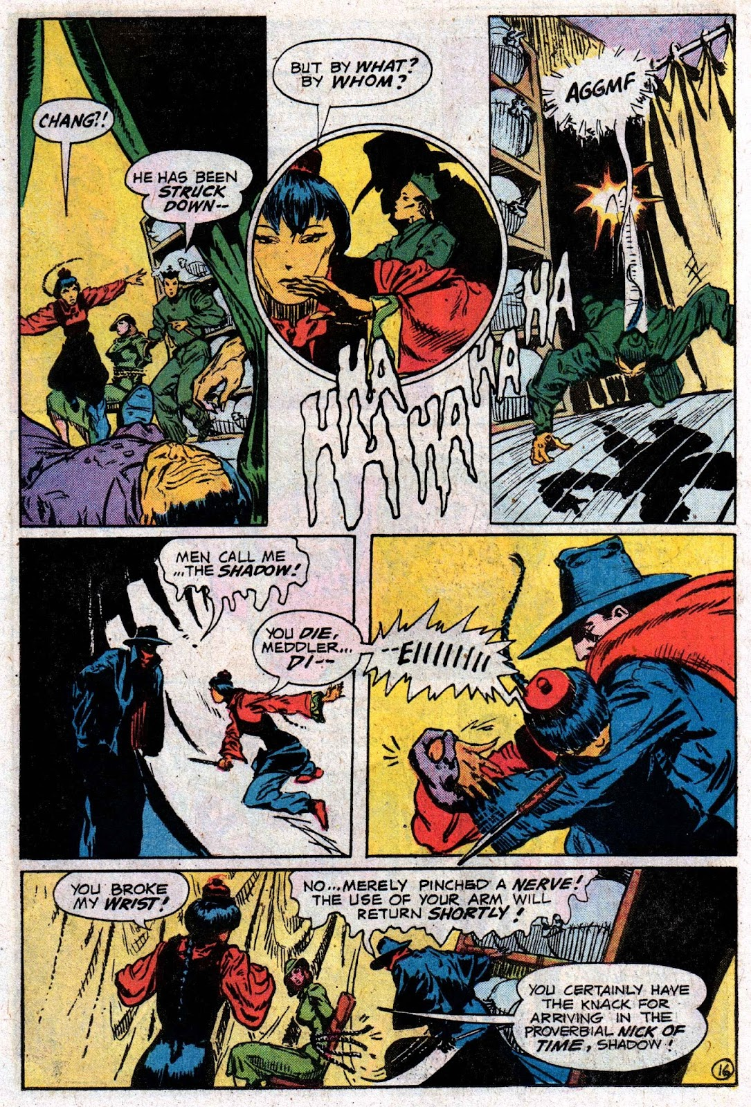 The Shadow (1973) issue 6 - Page 26