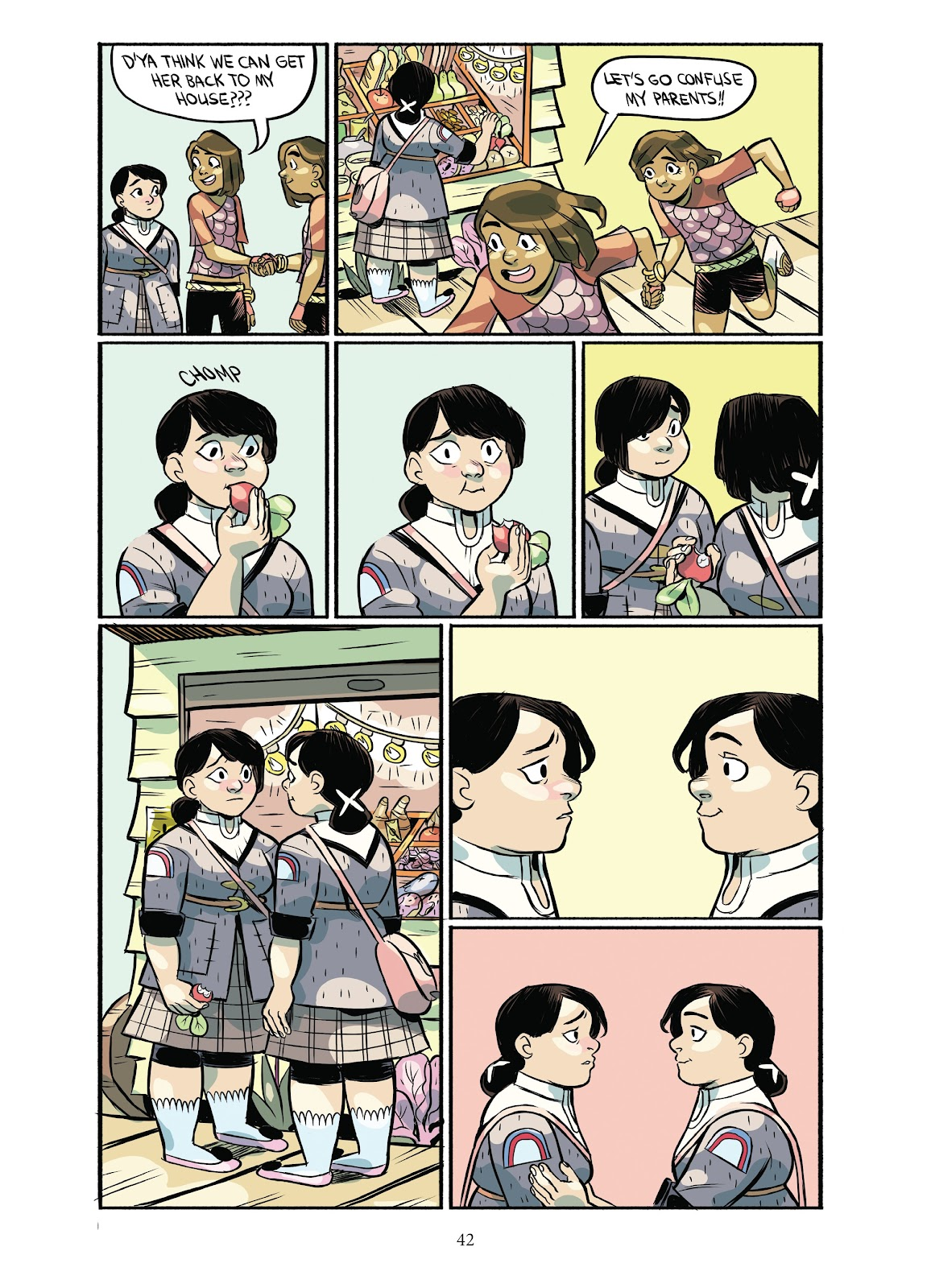 Read online Girl Town comic -  Issue # TPB (Part 1) - 43