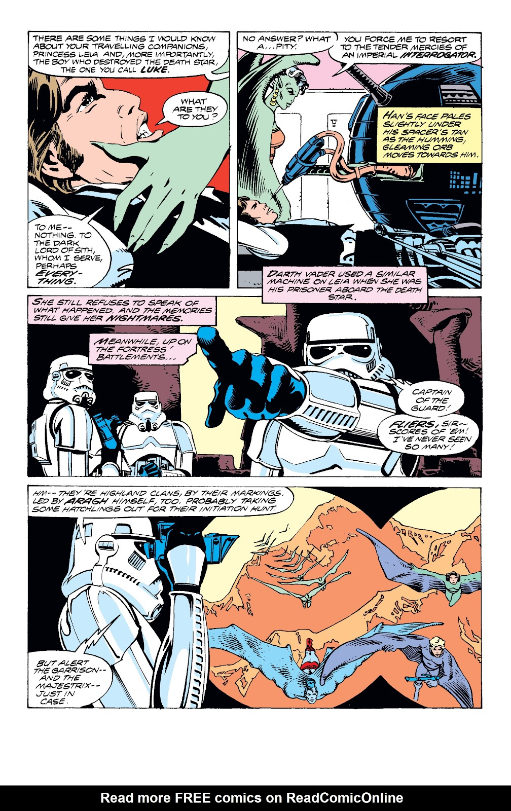 Read online Star Wars Legends: The Original Marvel Years - Epic Collection comic -  Issue # TPB 2 (Part 3) - 25