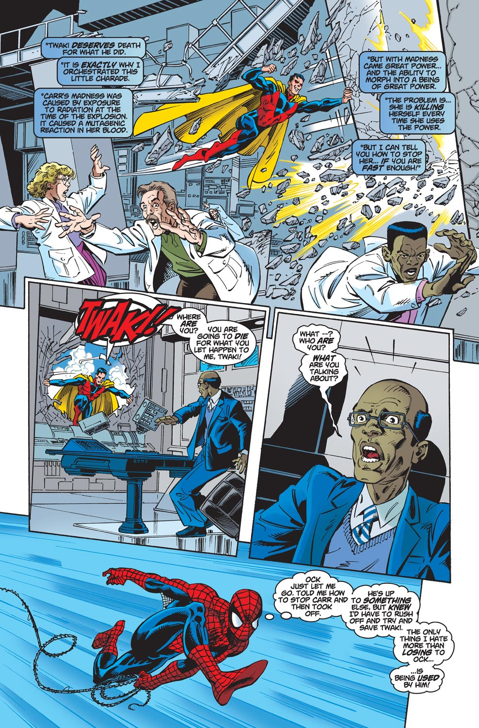 The Amazing Spider-Man (1999) 10 Page 16