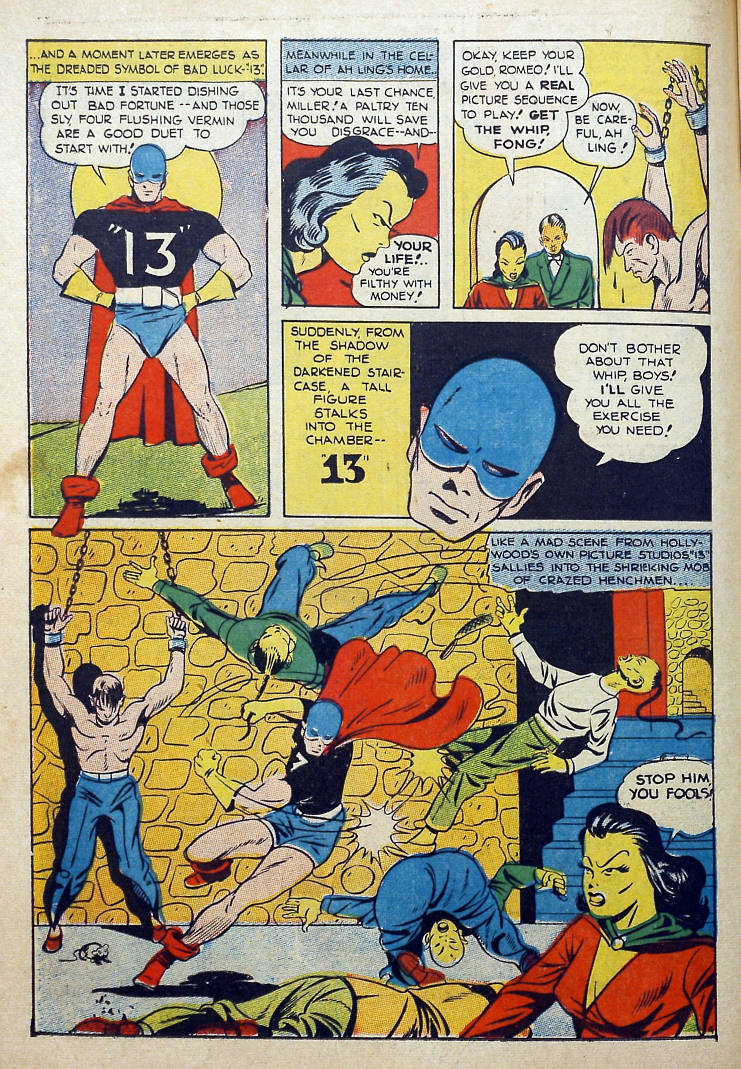 Daredevil (1941) issue 3 - Page 24