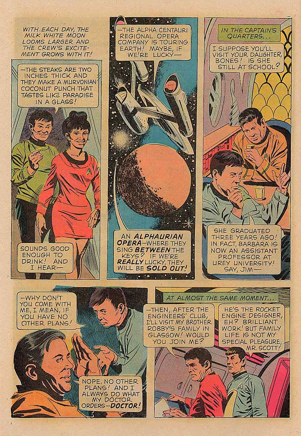 Star Trek (1967) issue 40 - Page 6