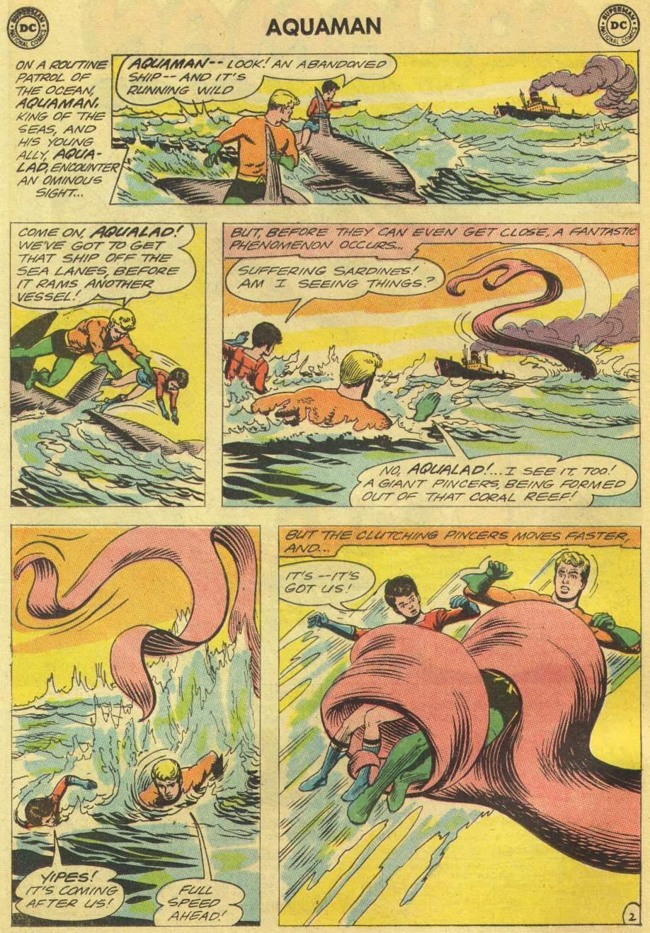 Aquaman (1962) Issue #11 #11 - English 4