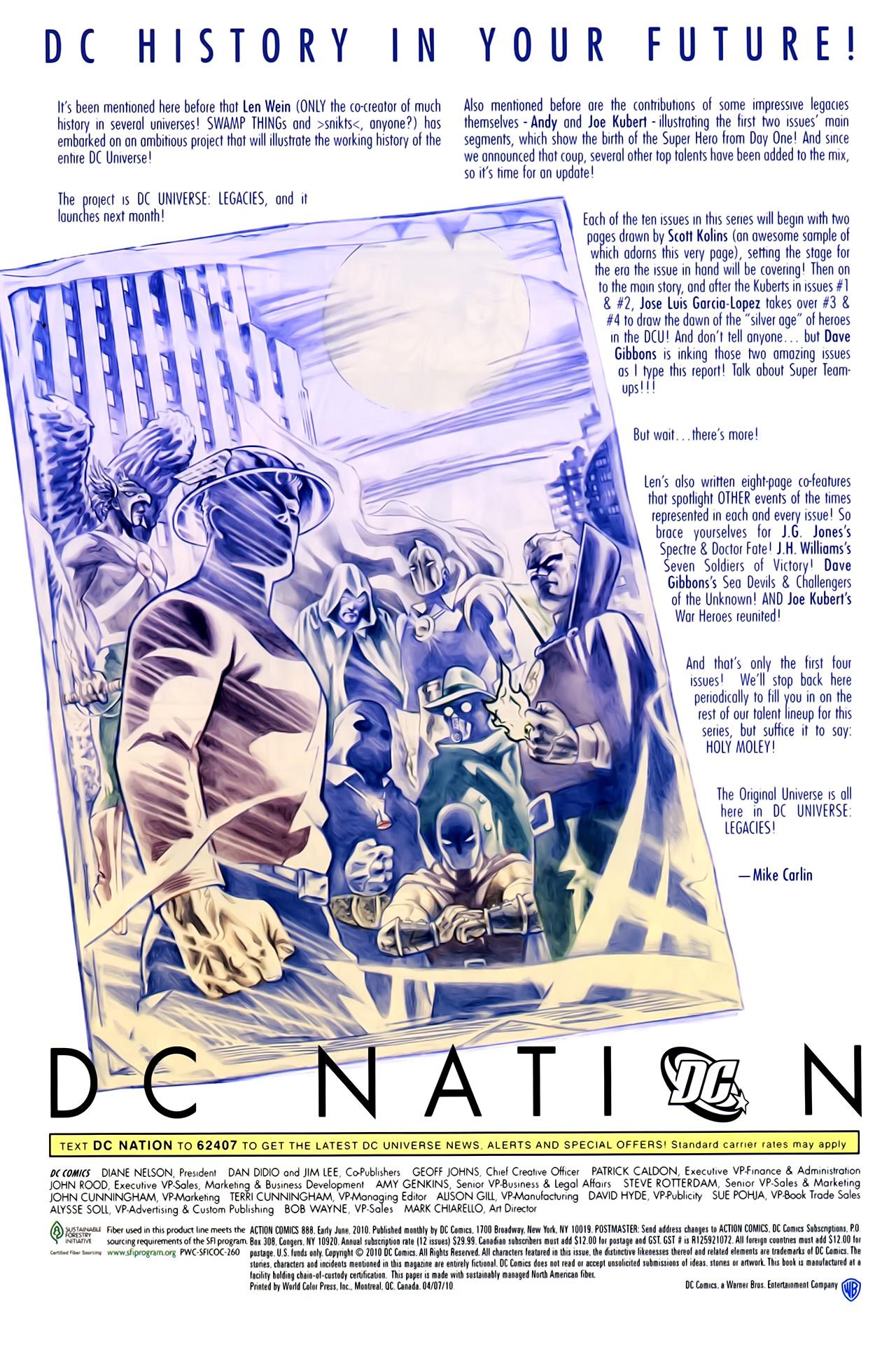 Action Comics (1938) 888 Page 33