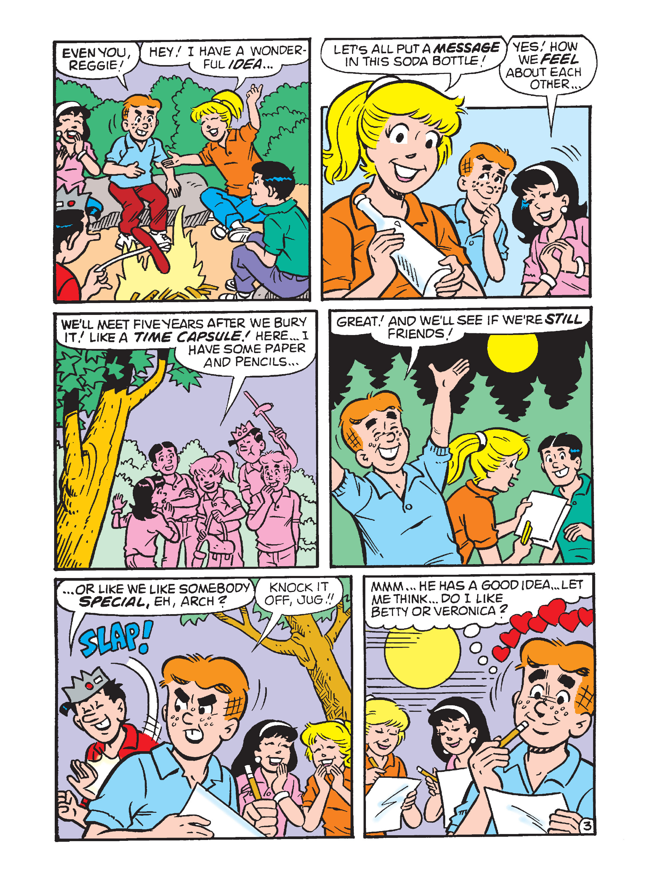 Read online Archie 1000 Page Comics Bonanza comic -  Issue #1 (Part 2) - 48