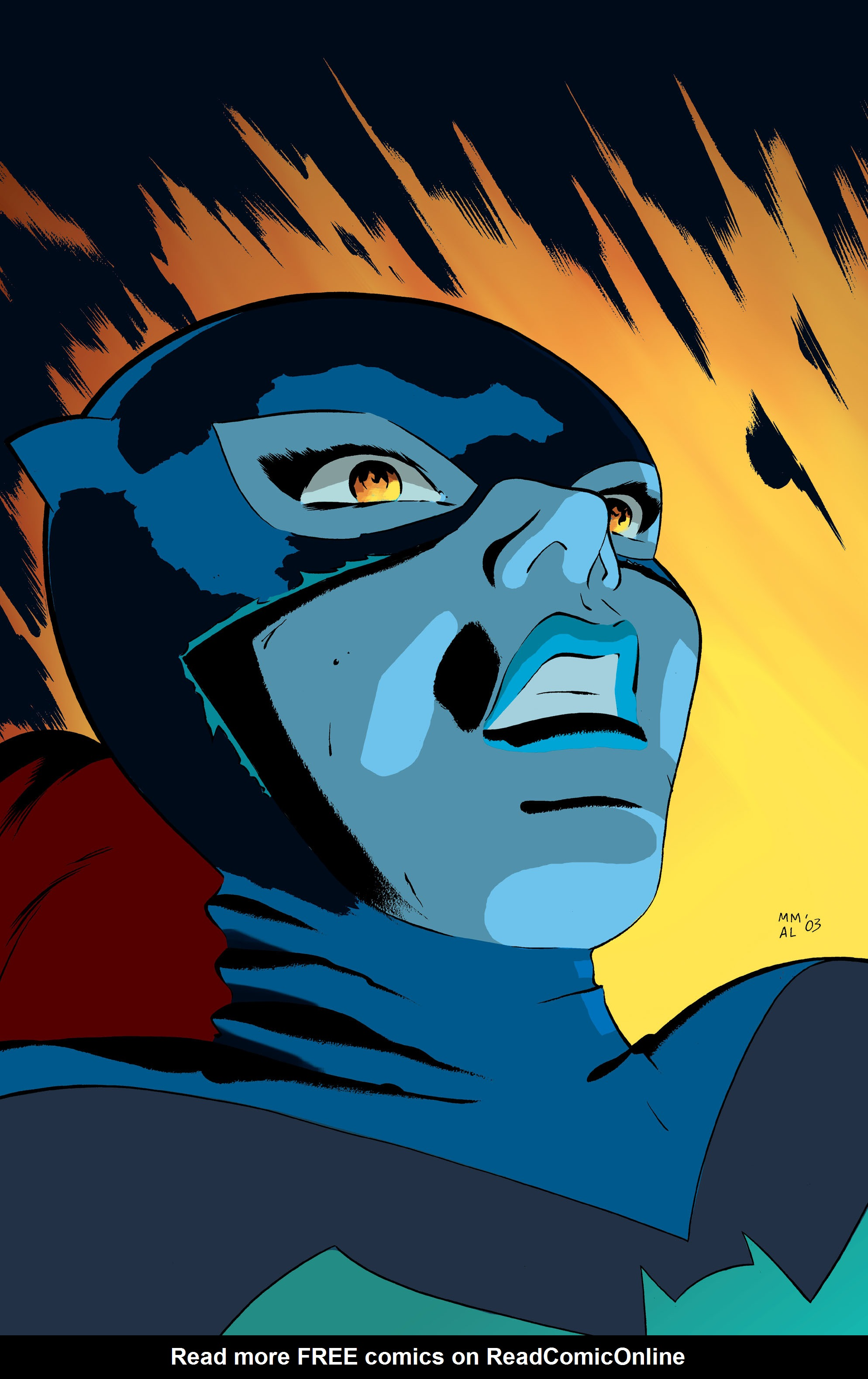 Read online Batgirl/Robin: Year One comic -  Issue # TPB 2 - 131