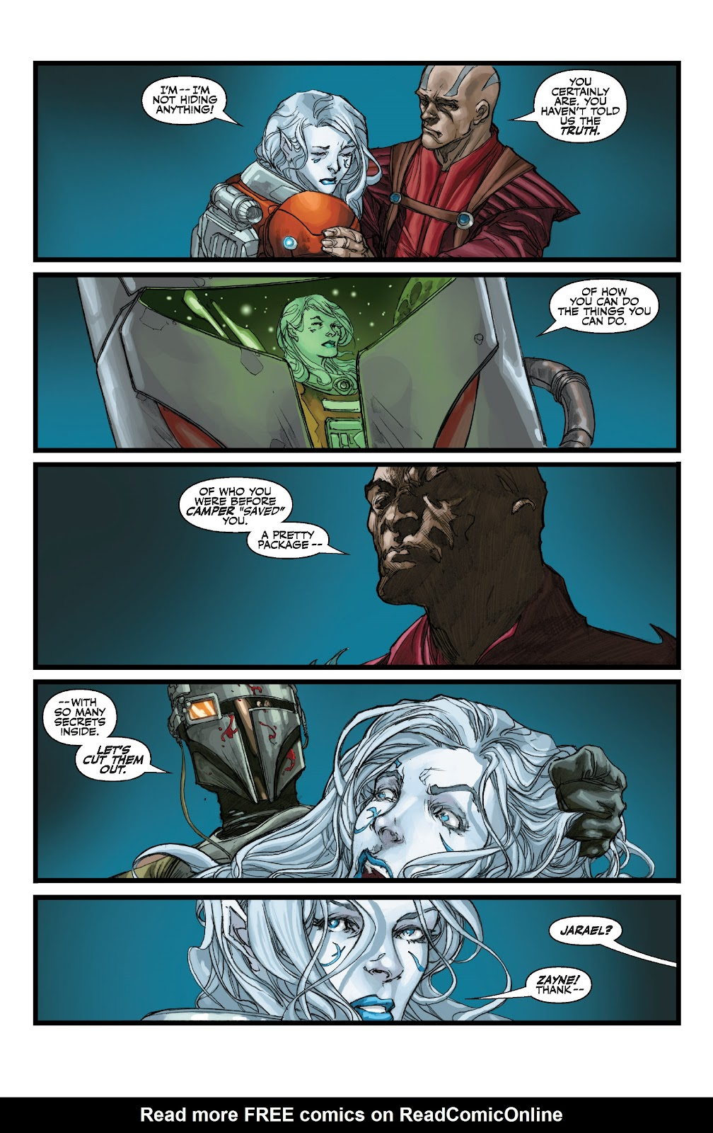 Read online Star Wars Legends: The Old Republic - Epic Collection comic -  Issue # TPB 3 (Part 1) - 63
